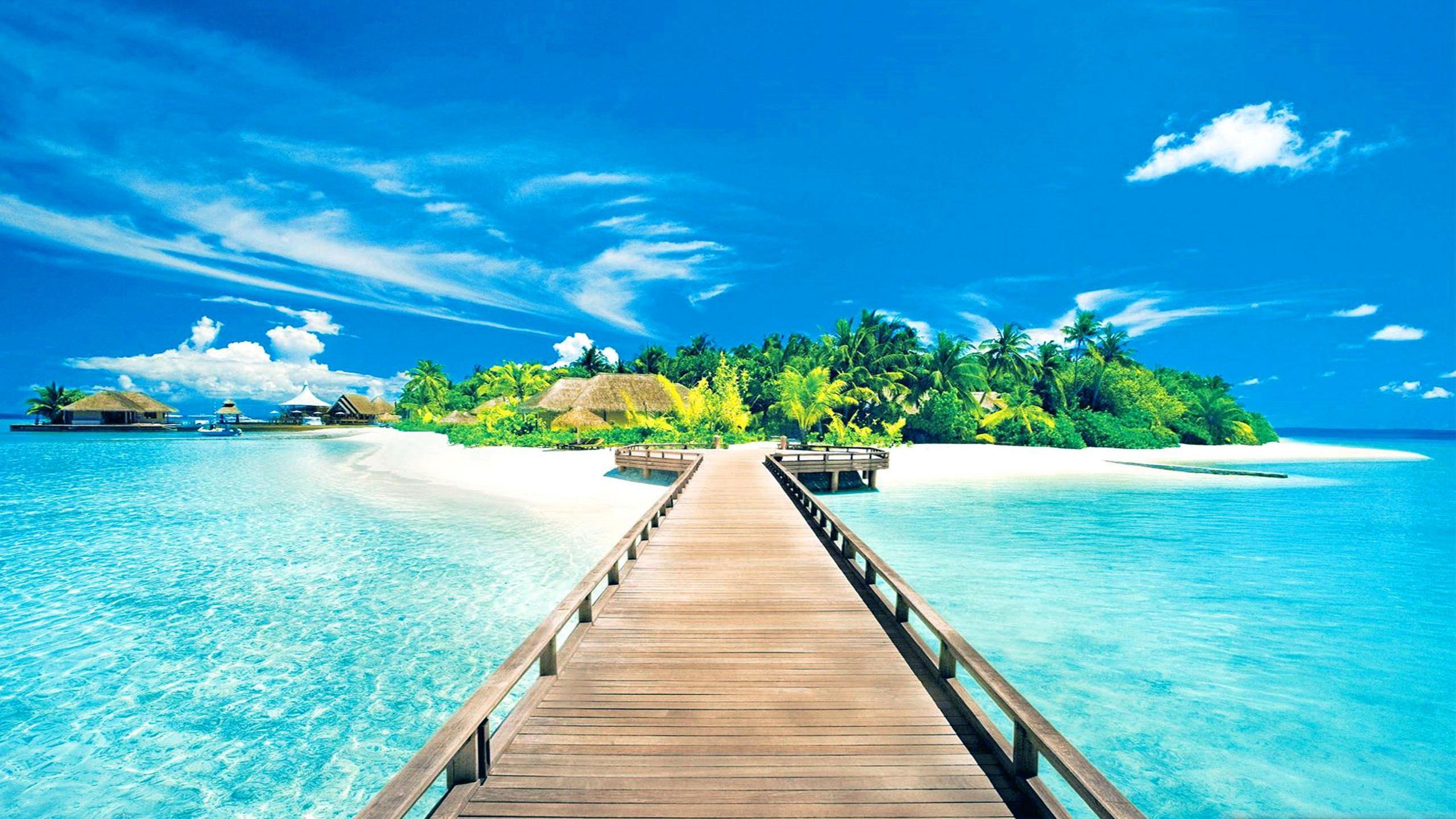 Tropical Island Hd | wallpaper.