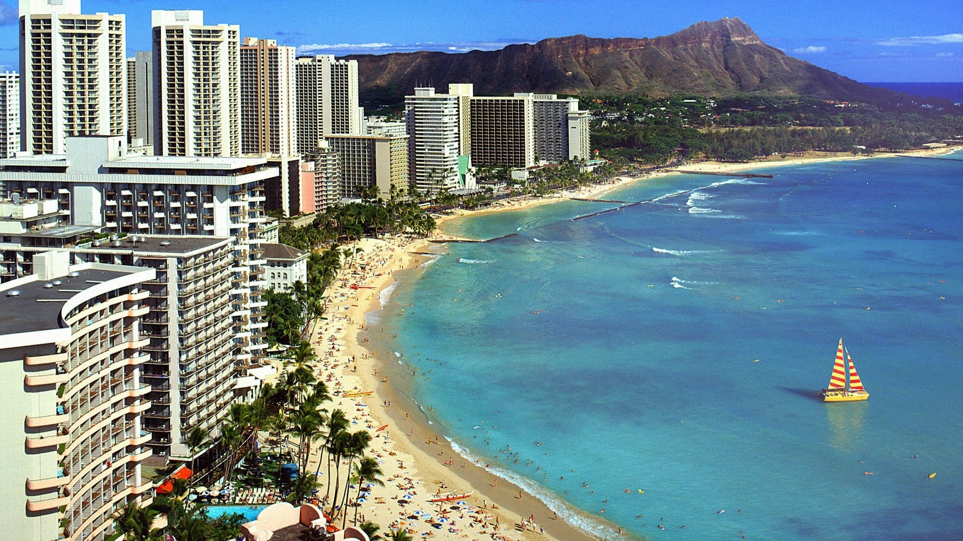 hawaii diamond beach hd wallpaper   wallpapers55.com – Best Wallpapers .