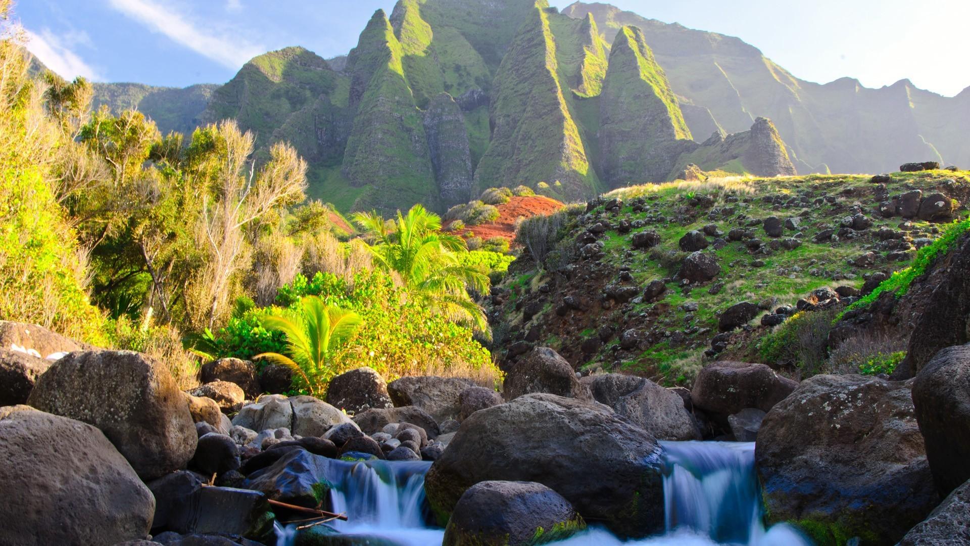 Free Desktop Hawaii Wallpapers Natures.