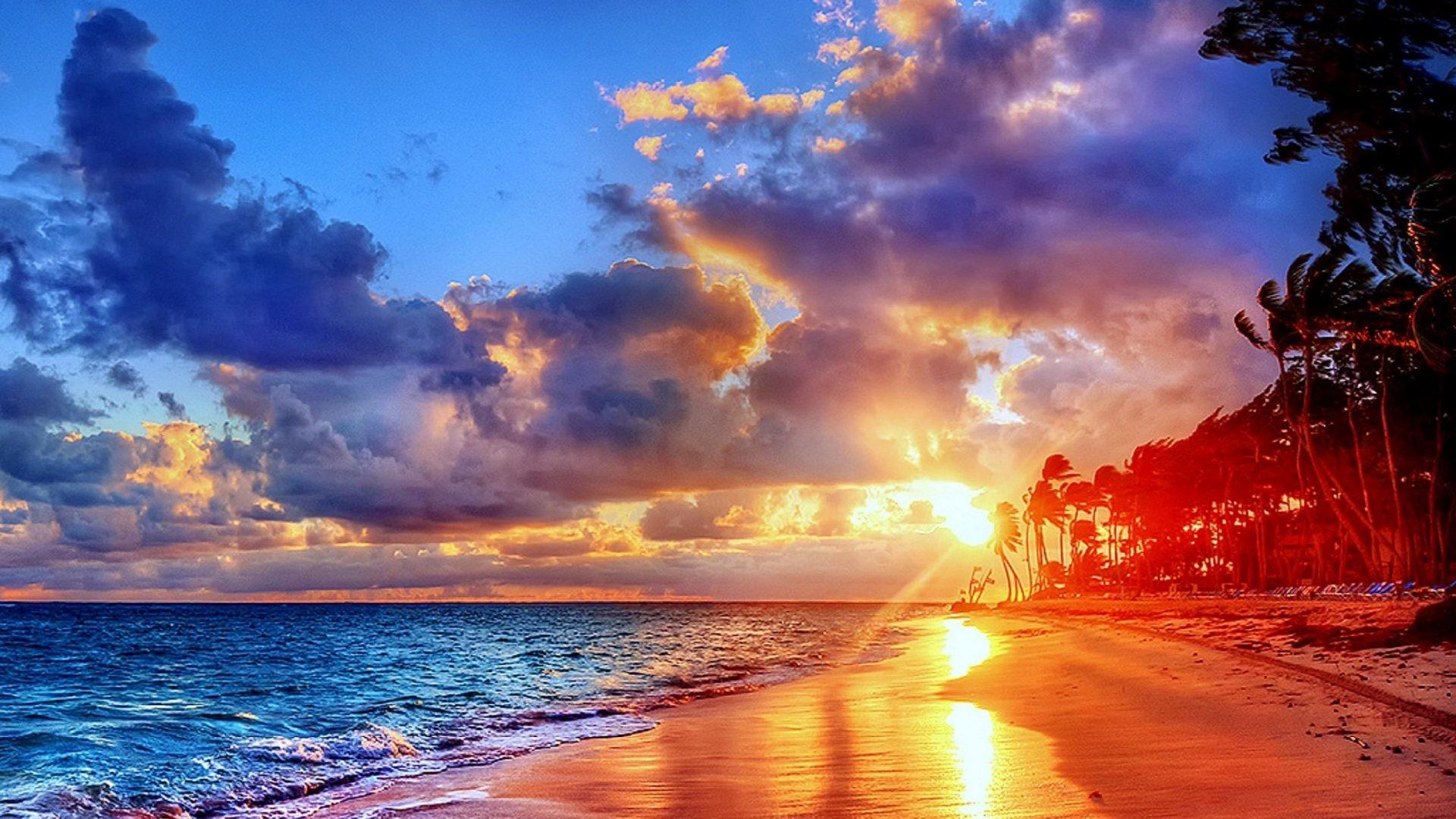 Republic Tag – Shining Summer Places Colorful Bavaro Photography Beaches  Paradise Plants Love Four Seasons Sea