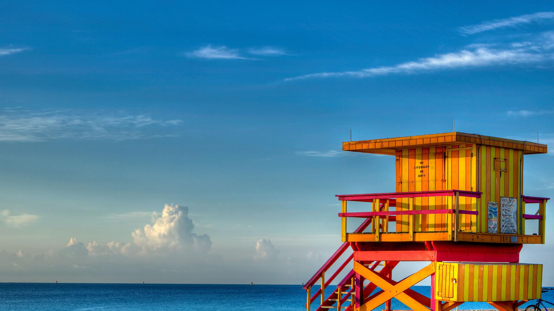 Miami Beach Wallpaper Widescreen