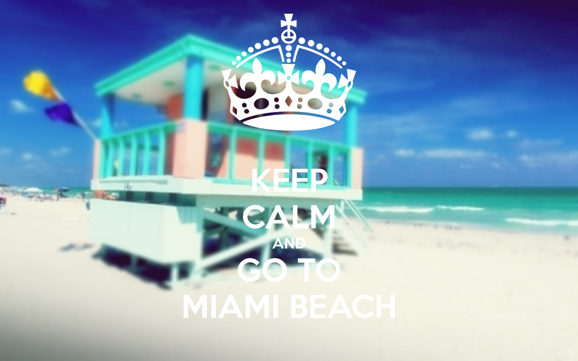 Download Miami Beach 1920 x 1200 Wallpapers