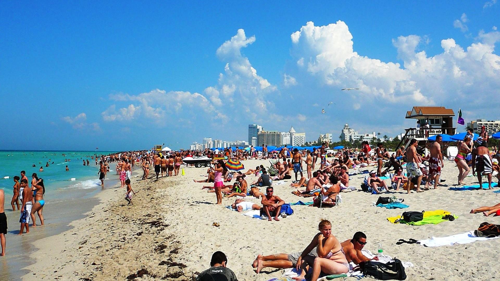 Miami Beach Florida USA HD Wallpaper Miami Beach Florida USA