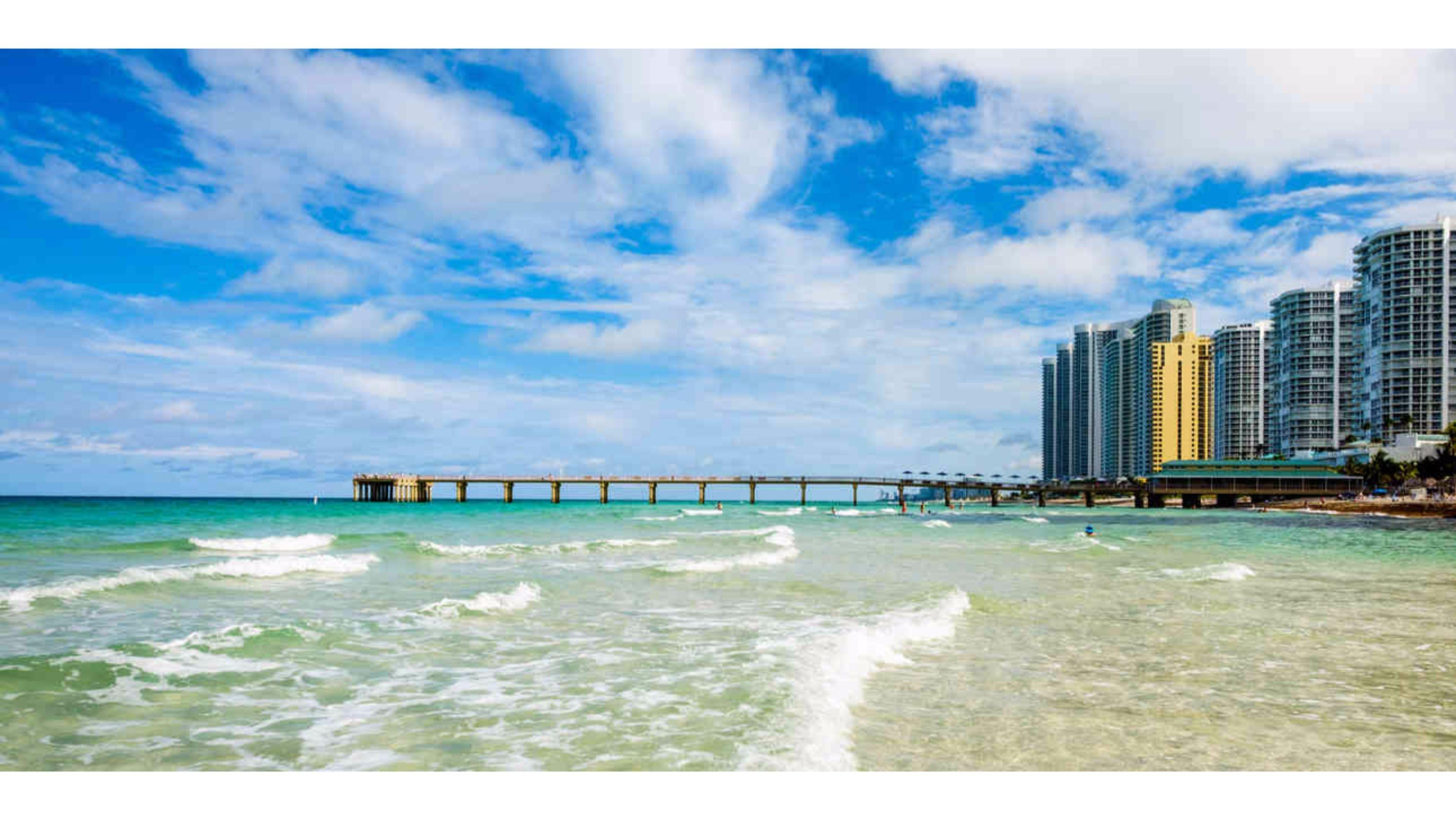New South Beach 2016 Miami Florida 4K Wallpaper