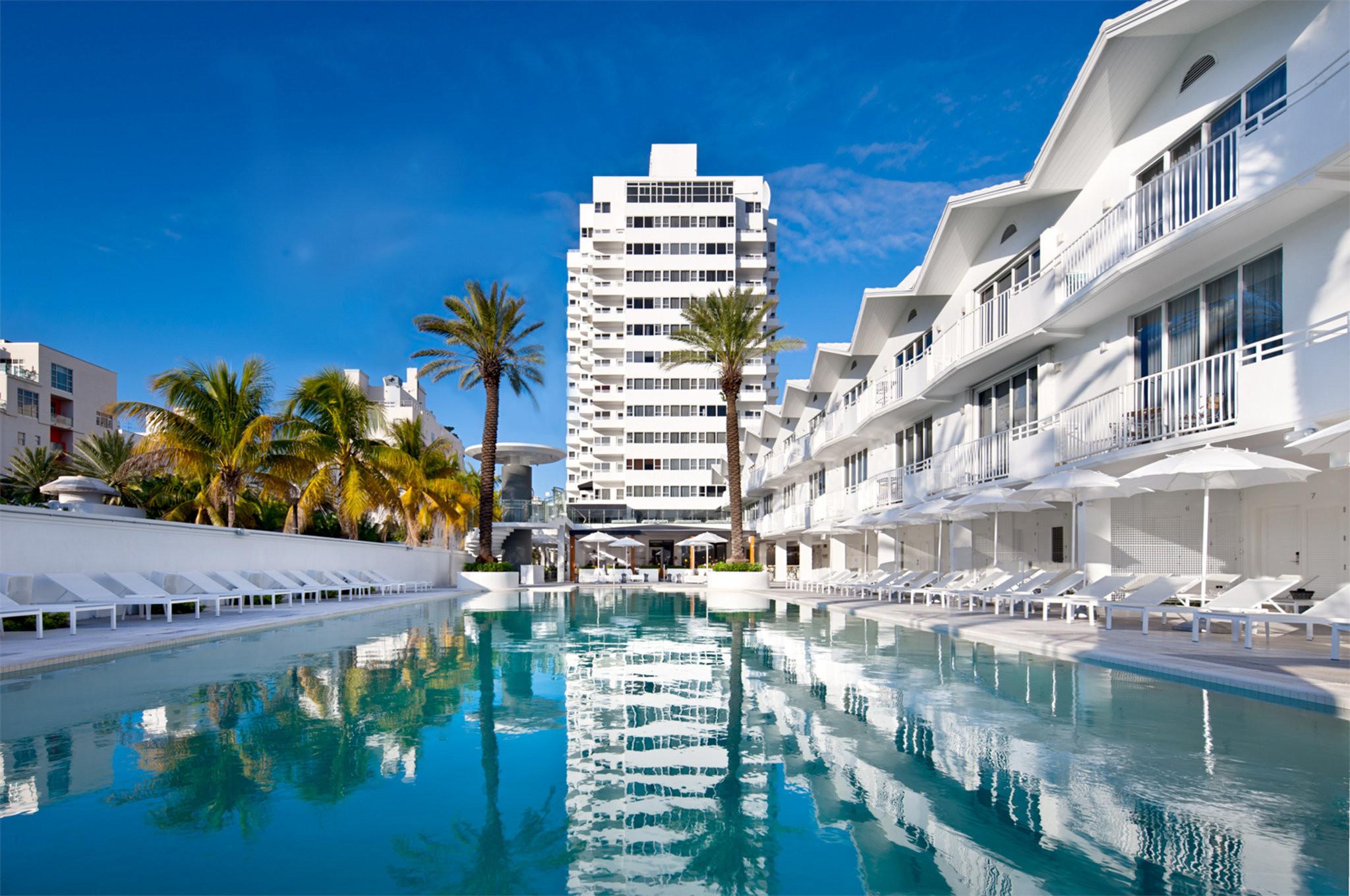 South Beach Miami Wallpaper HD 1080p