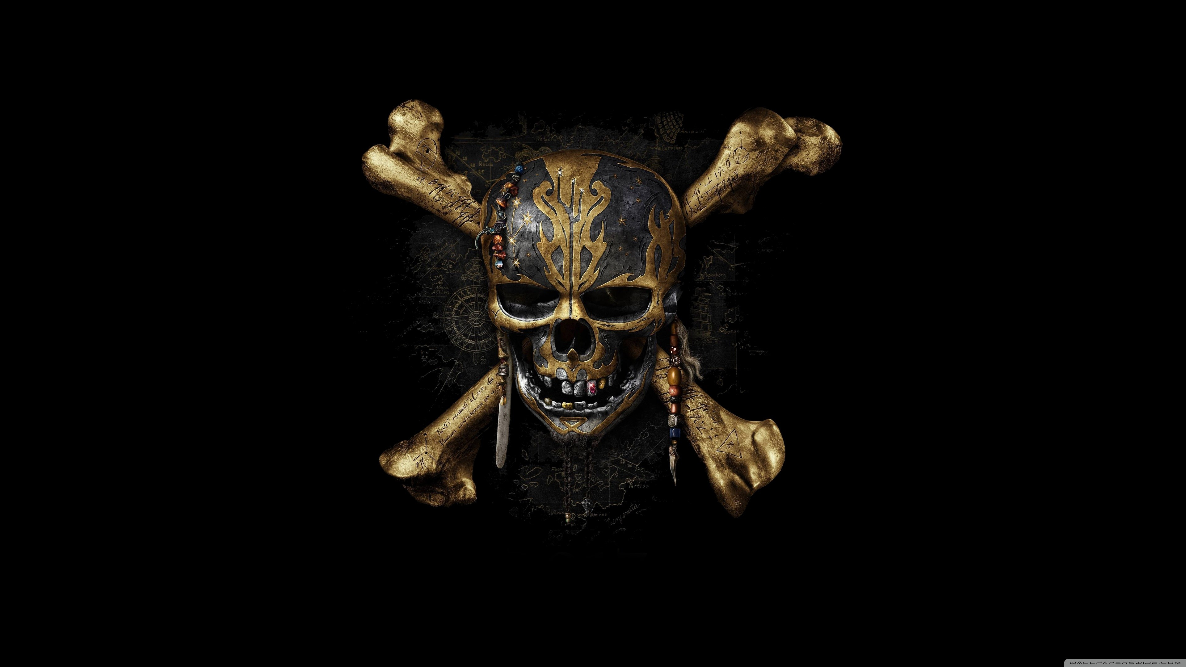 Pirates of the Caribbean Dead Men Tell No Tales HD Wide Wallpaper for  Widescreen