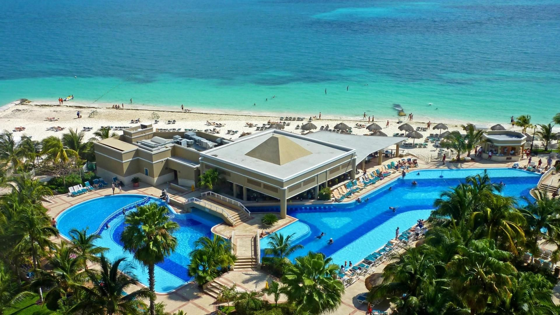 world caribbean beach resort hd wallpaper for desktop Car Pictures .