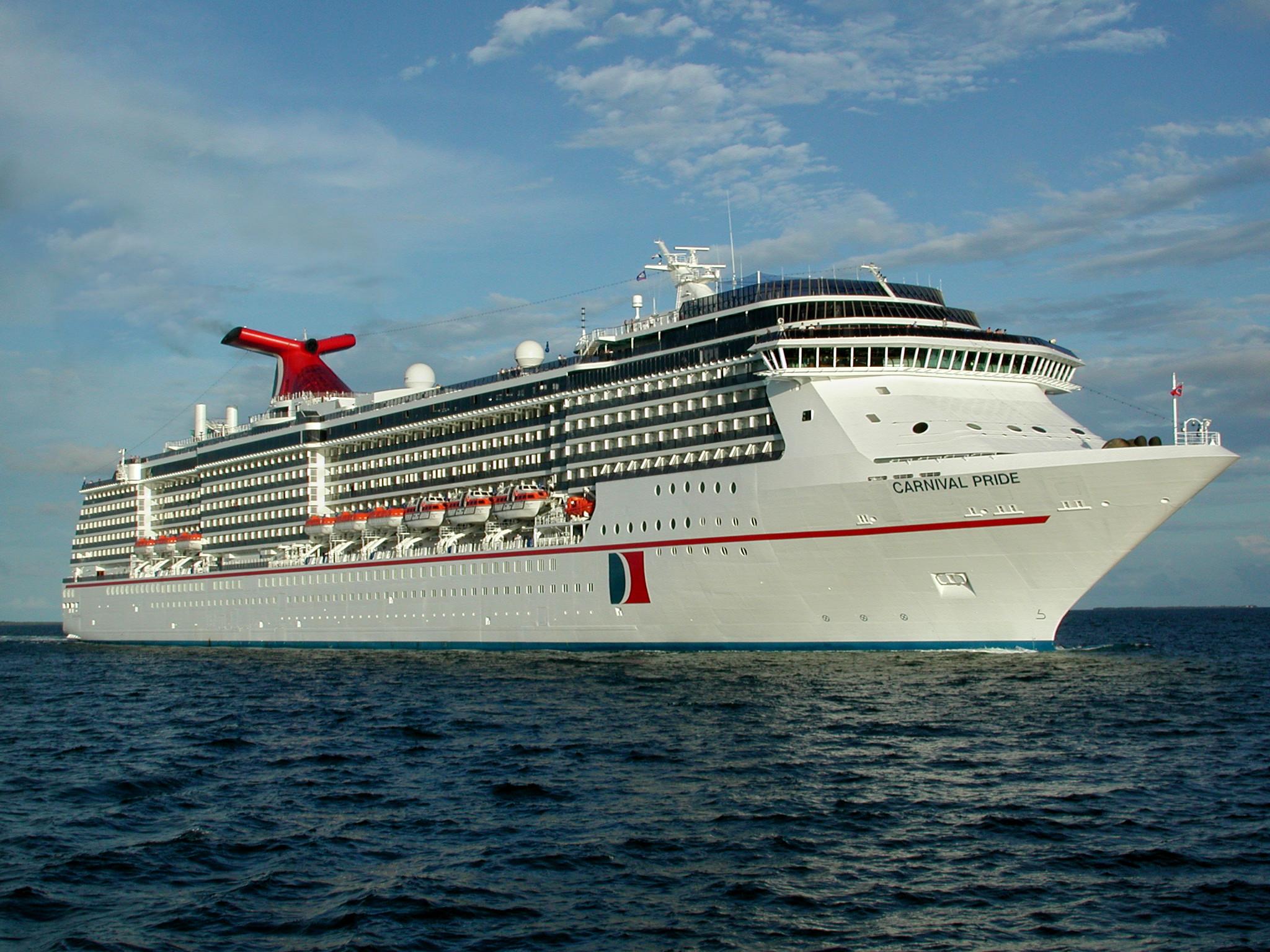 holiday 25 carnival cruise ship booking new