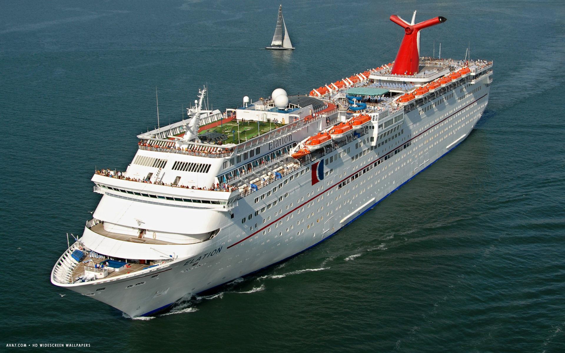background carnival cruise elation ship layout