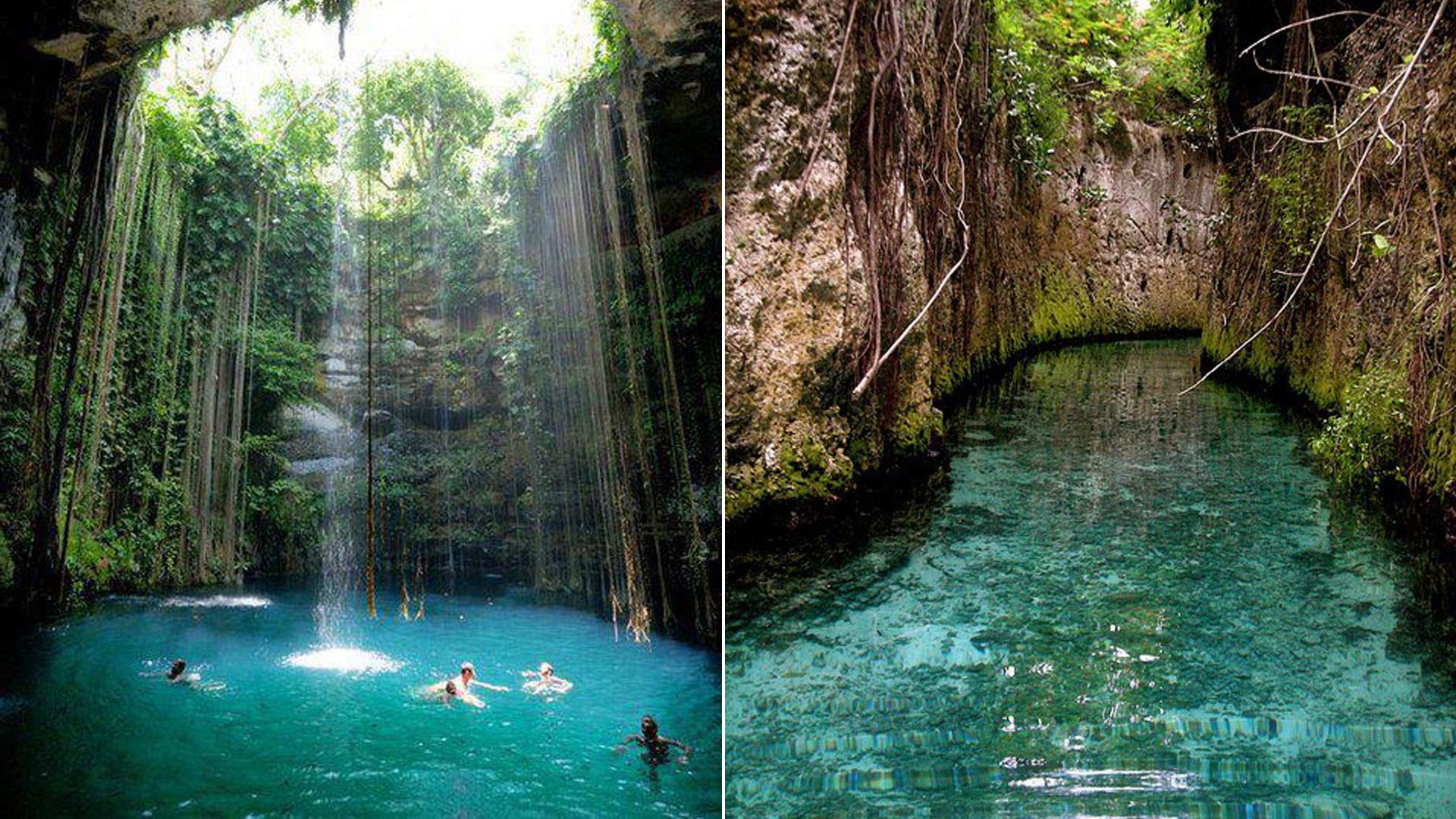 Underground Beach In Mexico | Underground Rivers Tourism, Mexico – Next  Trip Tourism