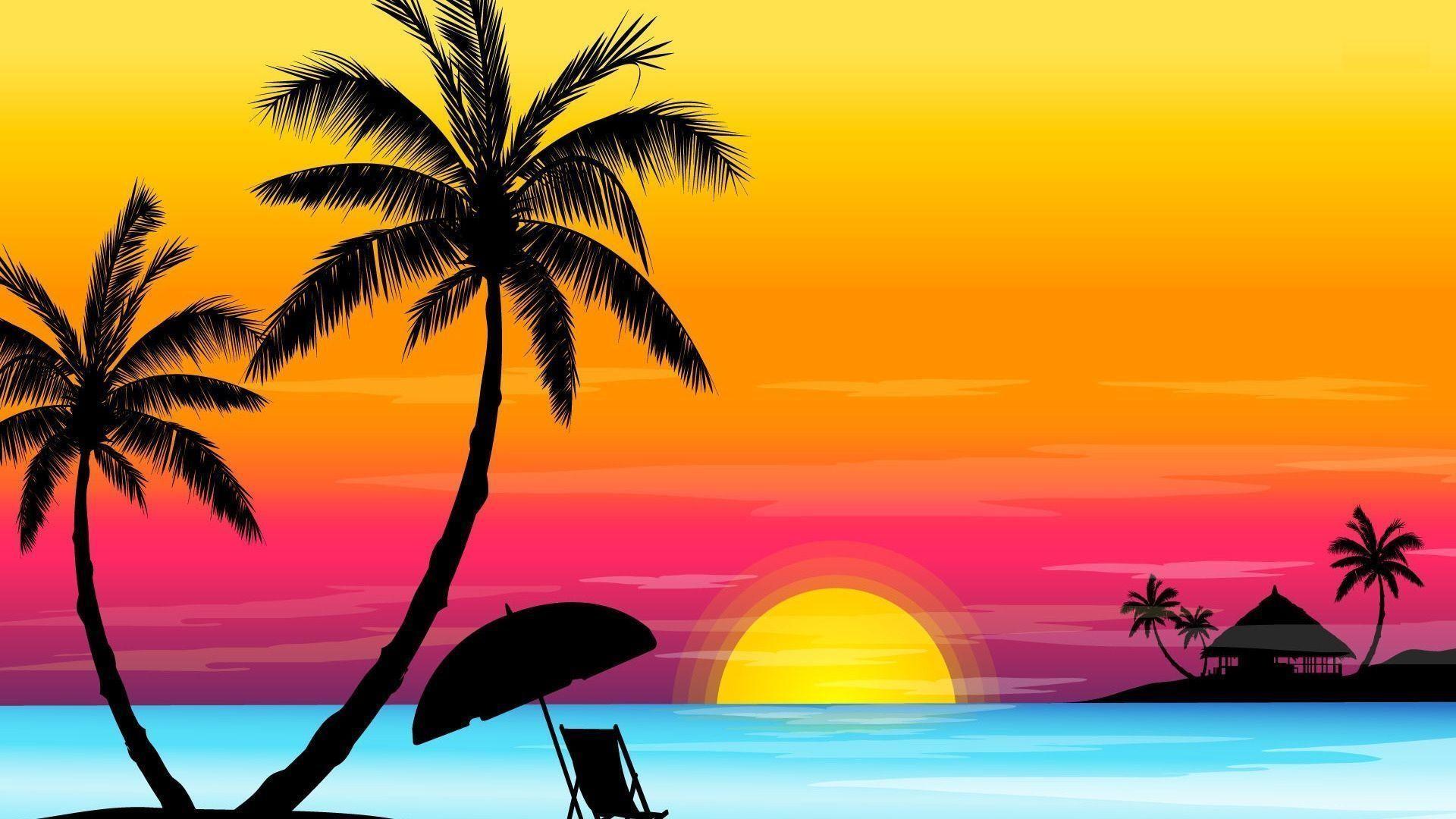 FunMozar – 3d High Resolution Widescreen Beach Wallpapers