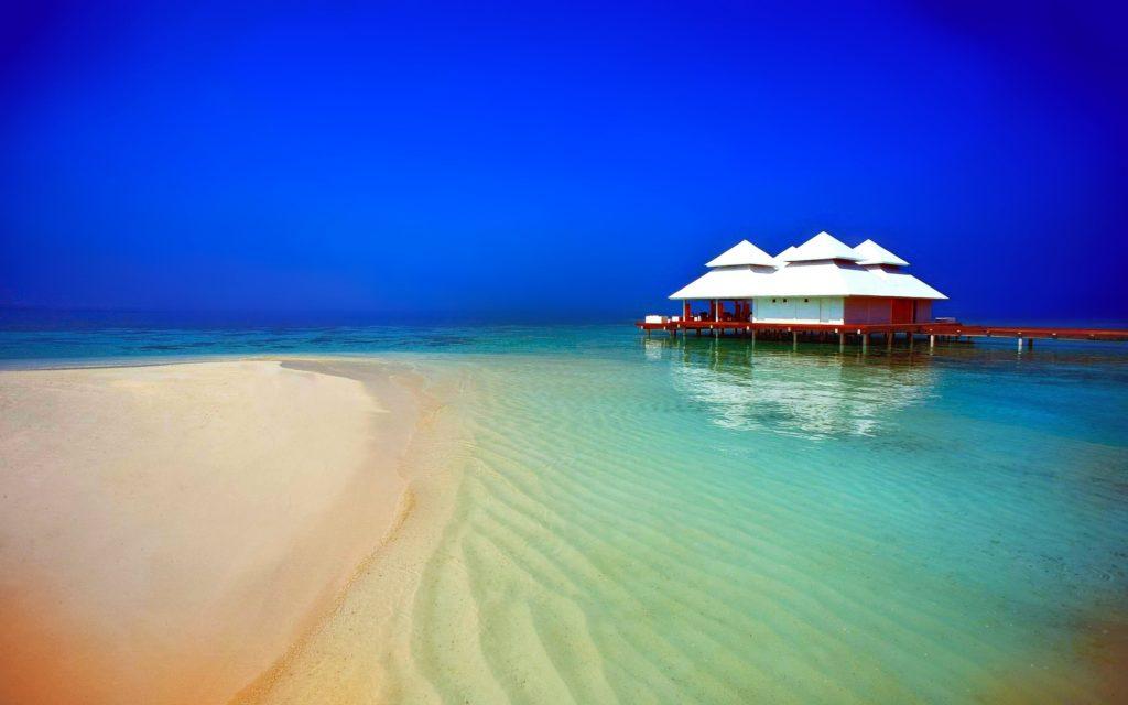 scenic beach high resolution wallpapers for desktop