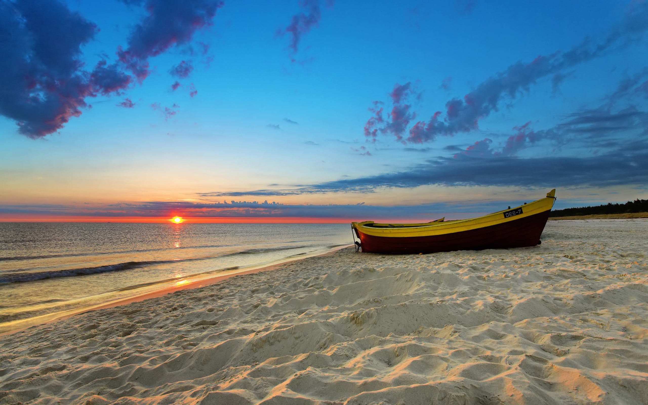 Sunrise Beach HD Photography Background 2560×1600 – High Definition  Wallpaper | Daily Screens id