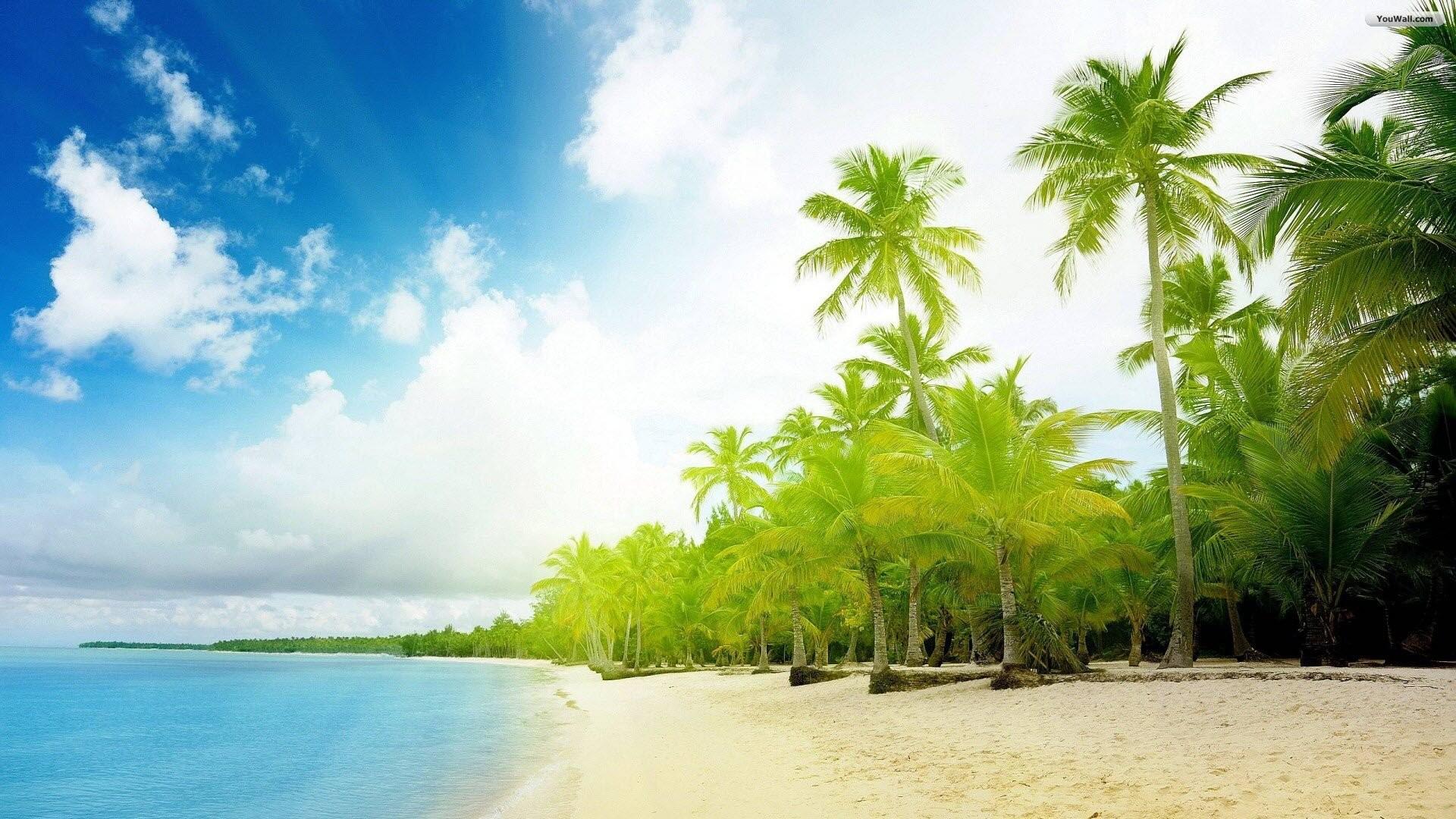 Beautiful HD Wallpapers Of Beach