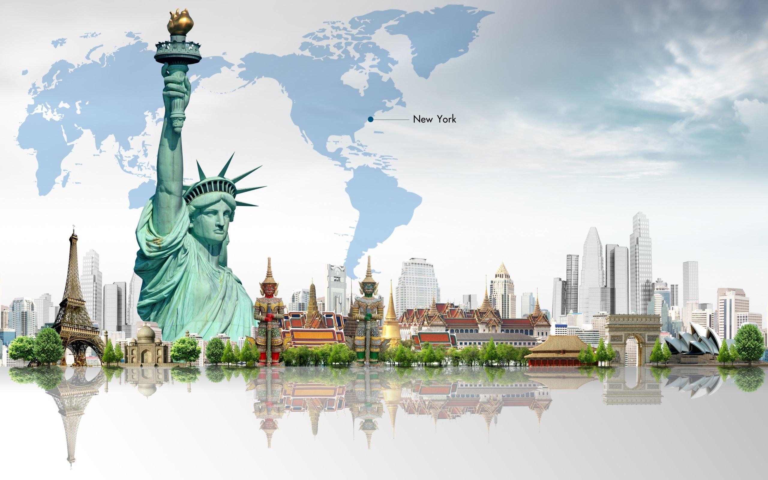 World Travel Wallpaper 2014 HD