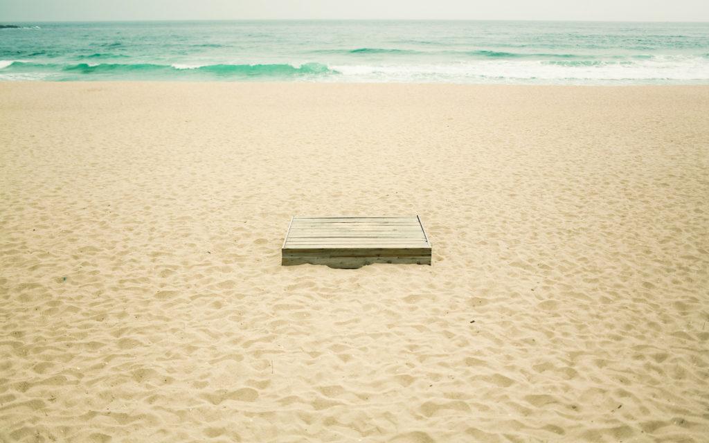 Beach Wallpaper, sand, summer, sea desktop wallpaper, Nature .