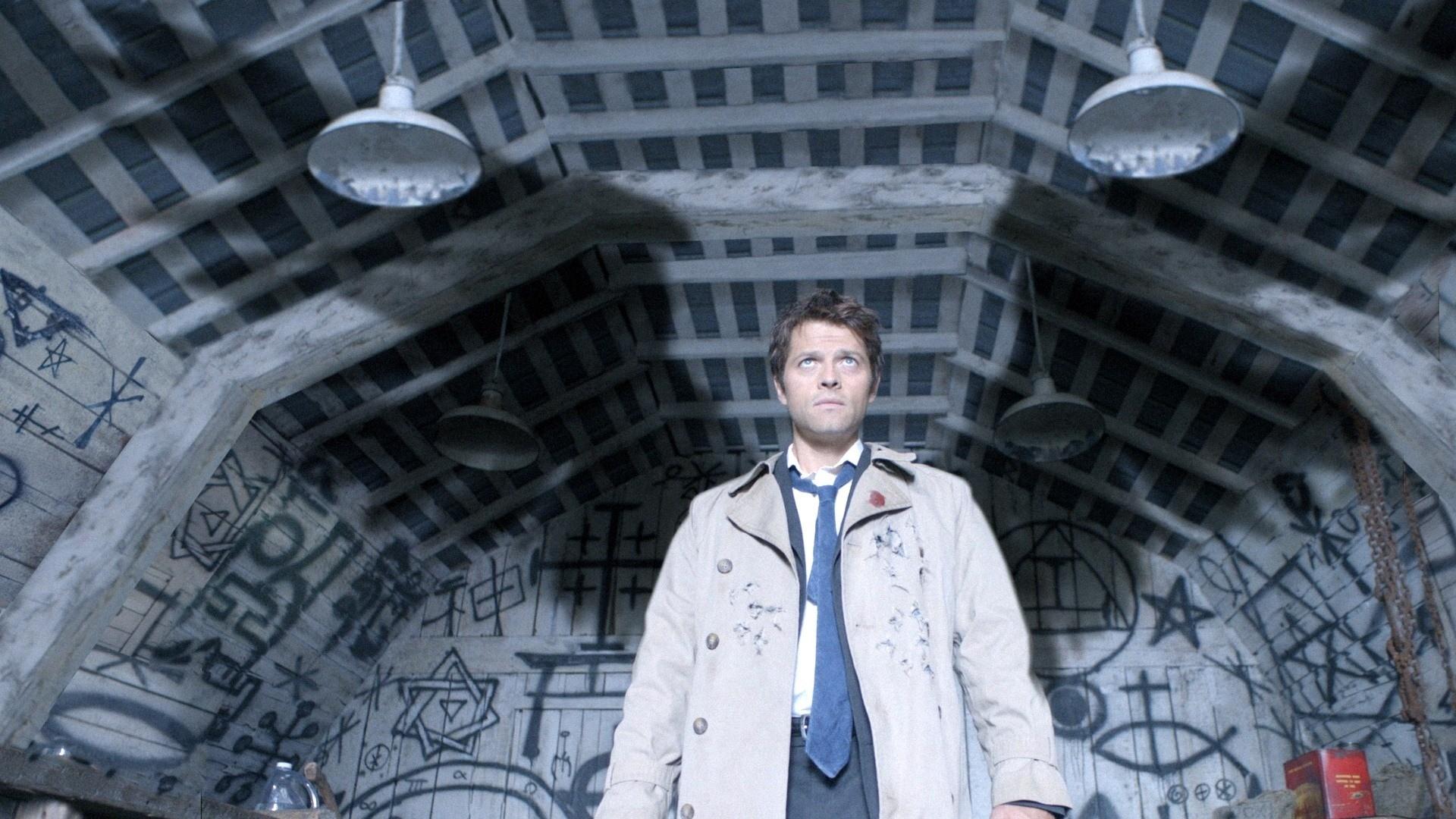 Supernatural images Castiel ♥ wallpaper and background photos .