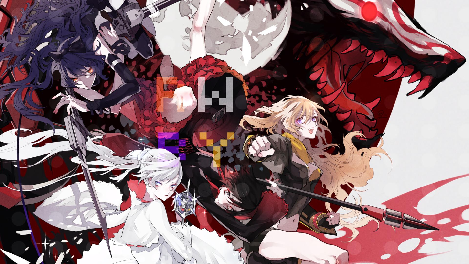 HD Wallpaper | Background ID:665333. Anime RWBY