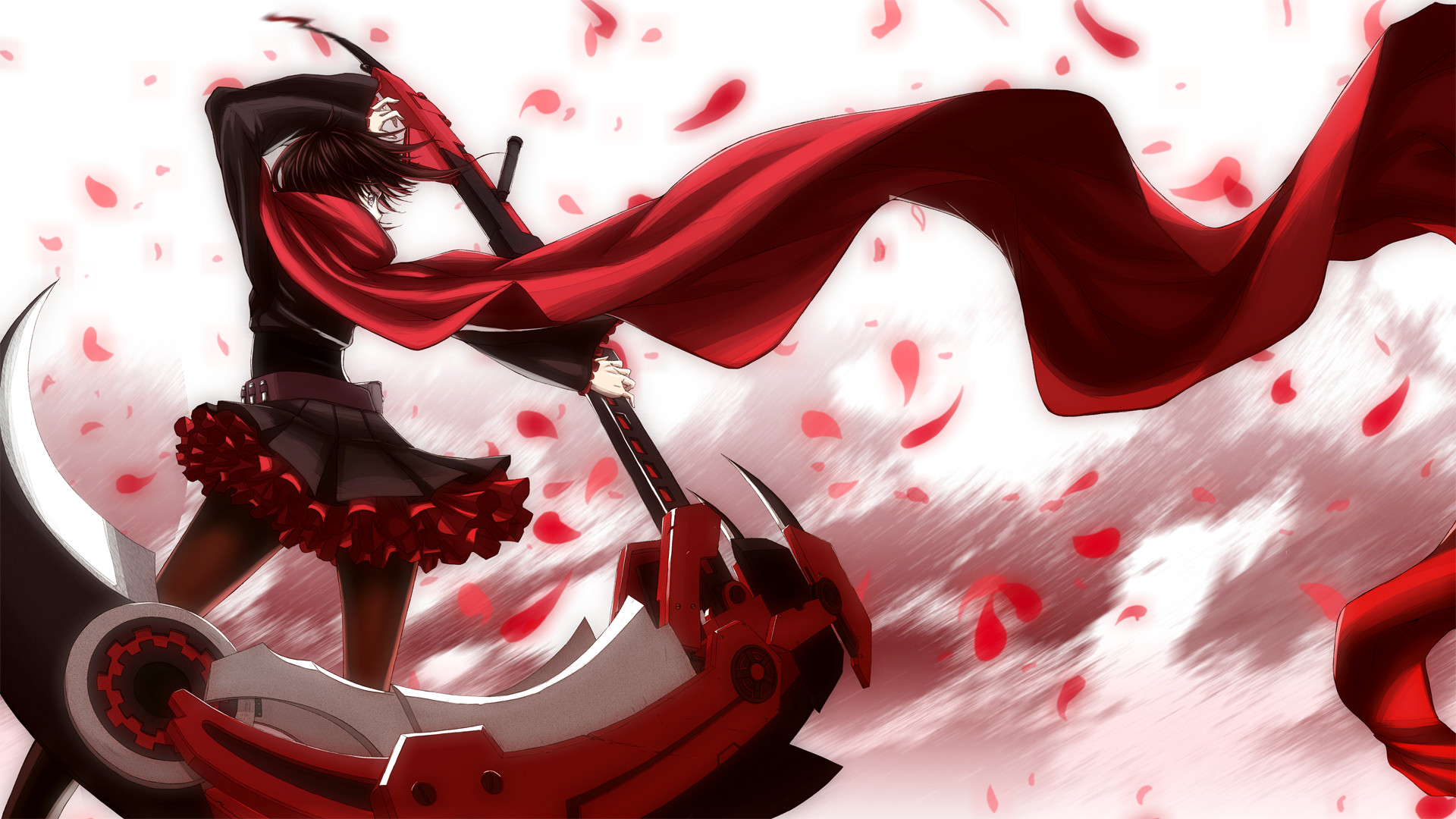 Anime RWBY Ruby Rose Wallpaper