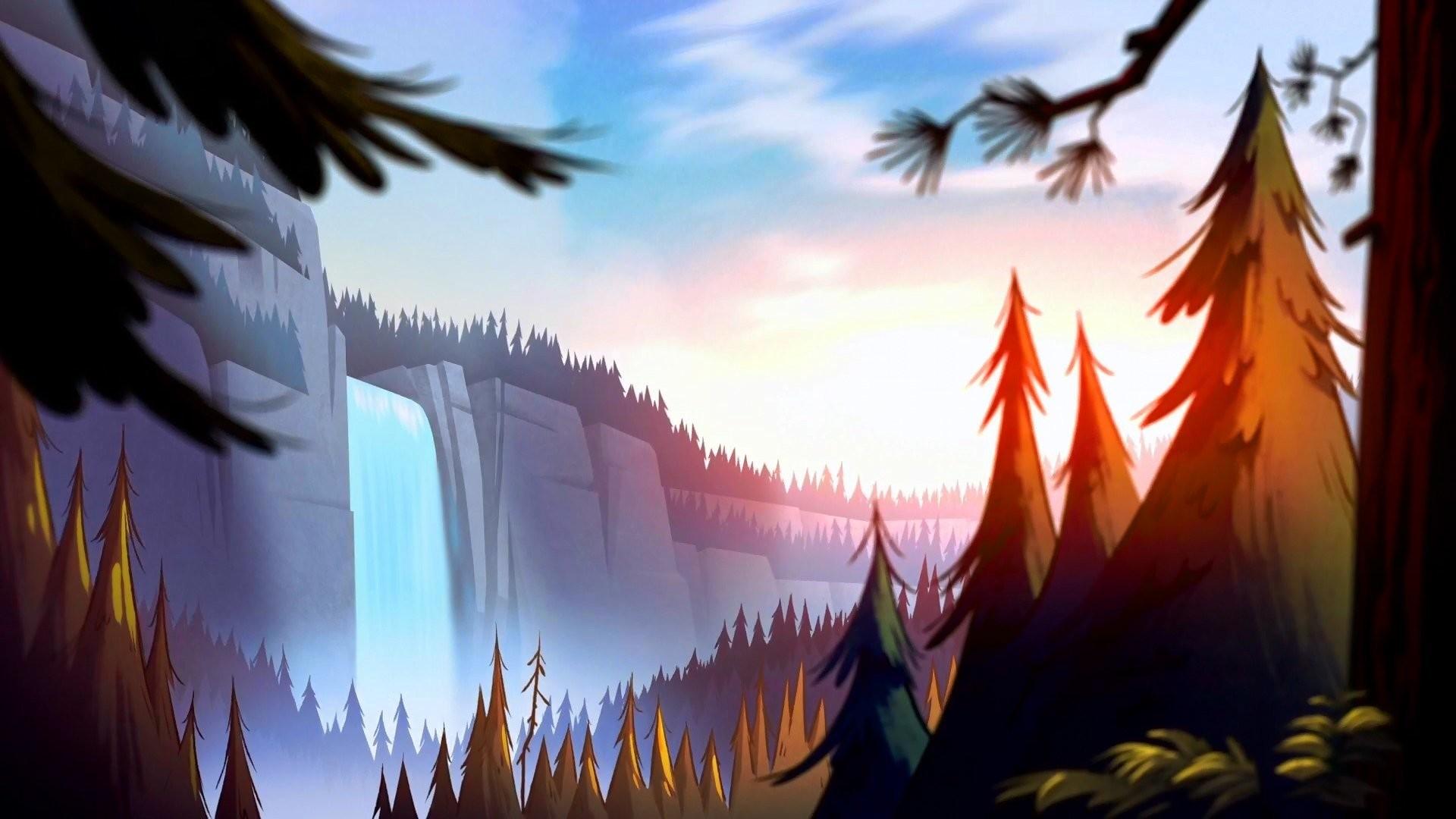 HD Wallpaper   Background ID:625703. TV Show Gravity Falls