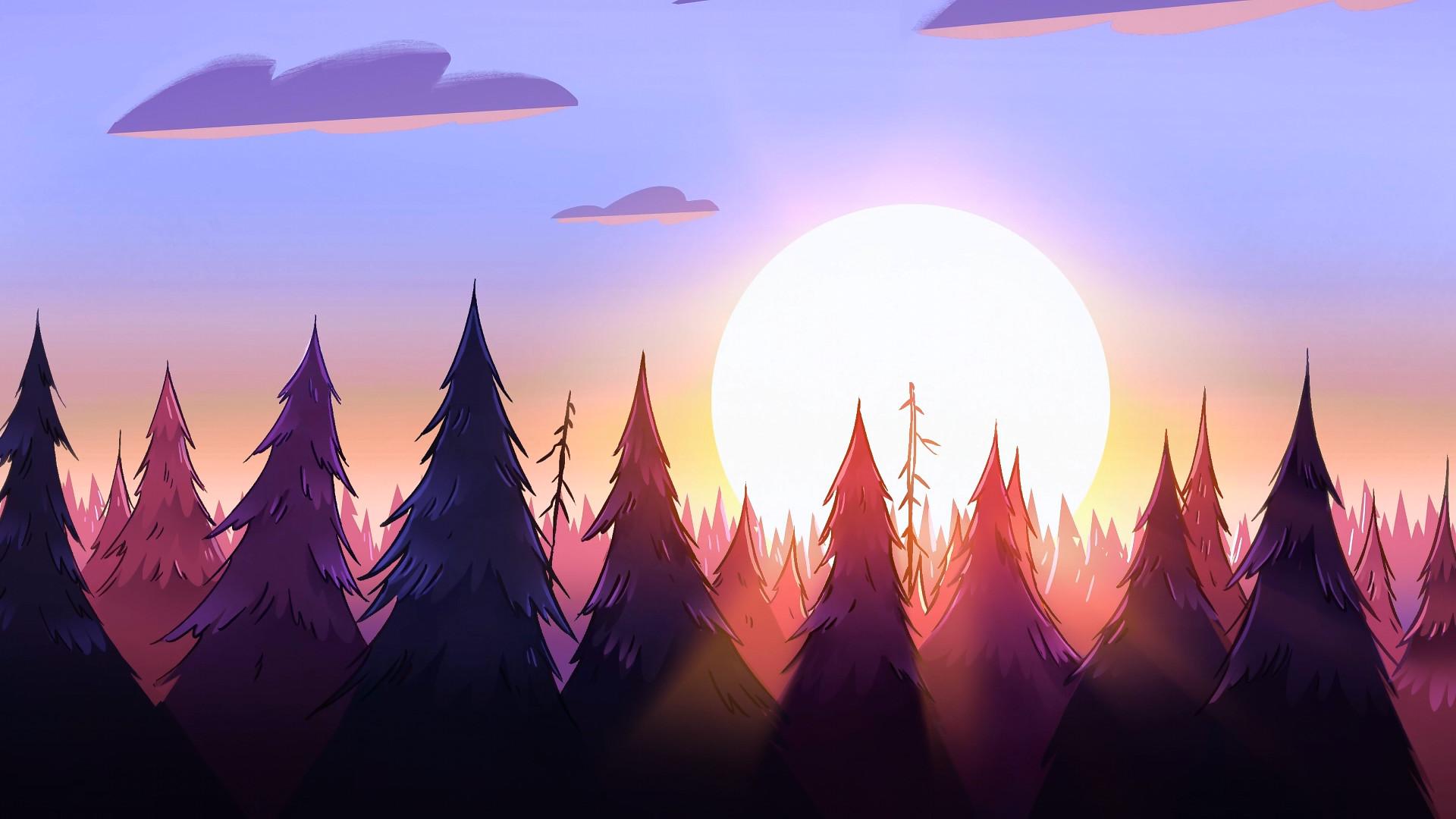 Gravity Falls HD Wallpapers for desktop download