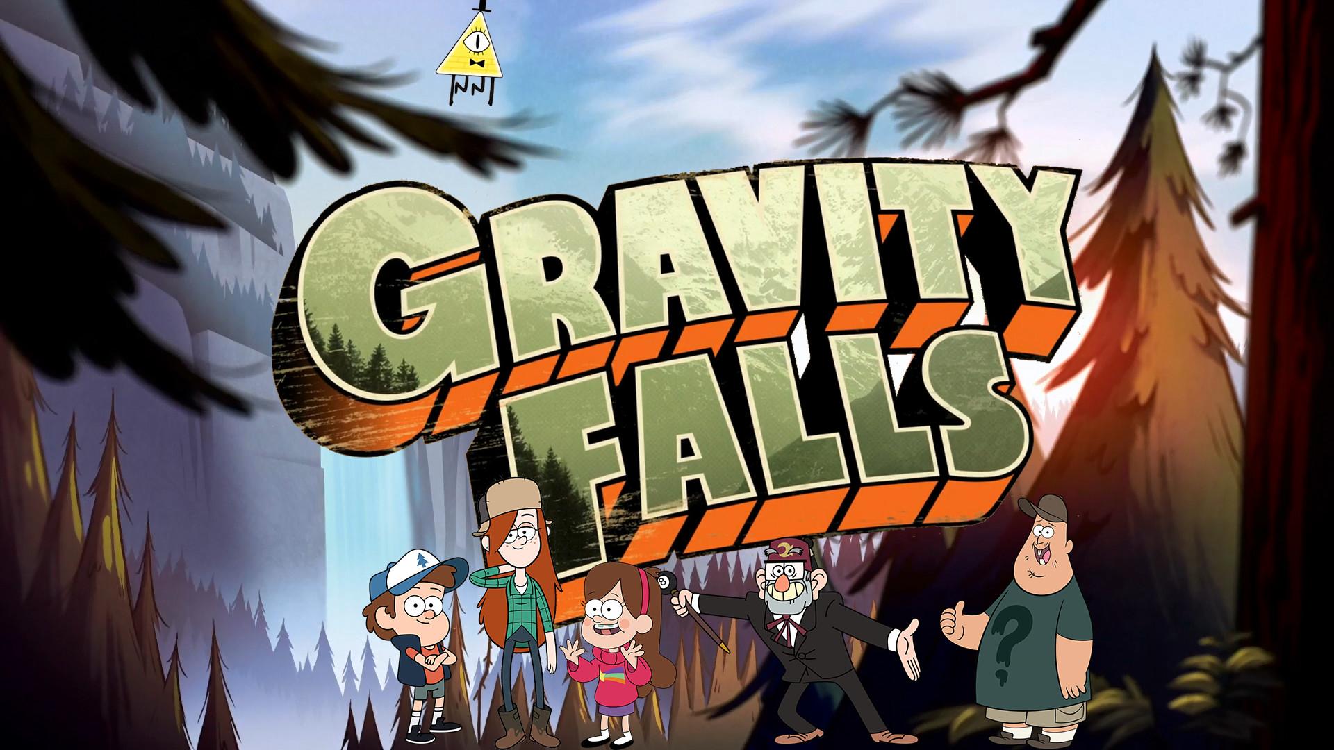 Gravity Falls Wallpaper by moechtegernkuenstler Gravity Falls Wallpaper by  moechtegernkuenstler
