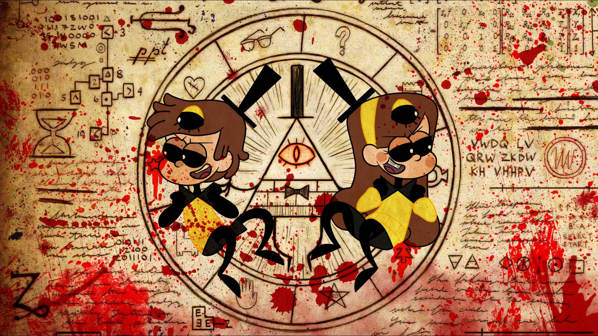 Pin by Aliyah Chung on Gravity Falls   Pinterest   Art, Twin and deviantART