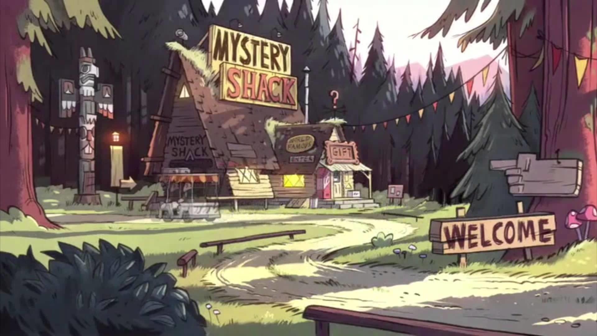 TV Show – Gravity Falls Wallpaper