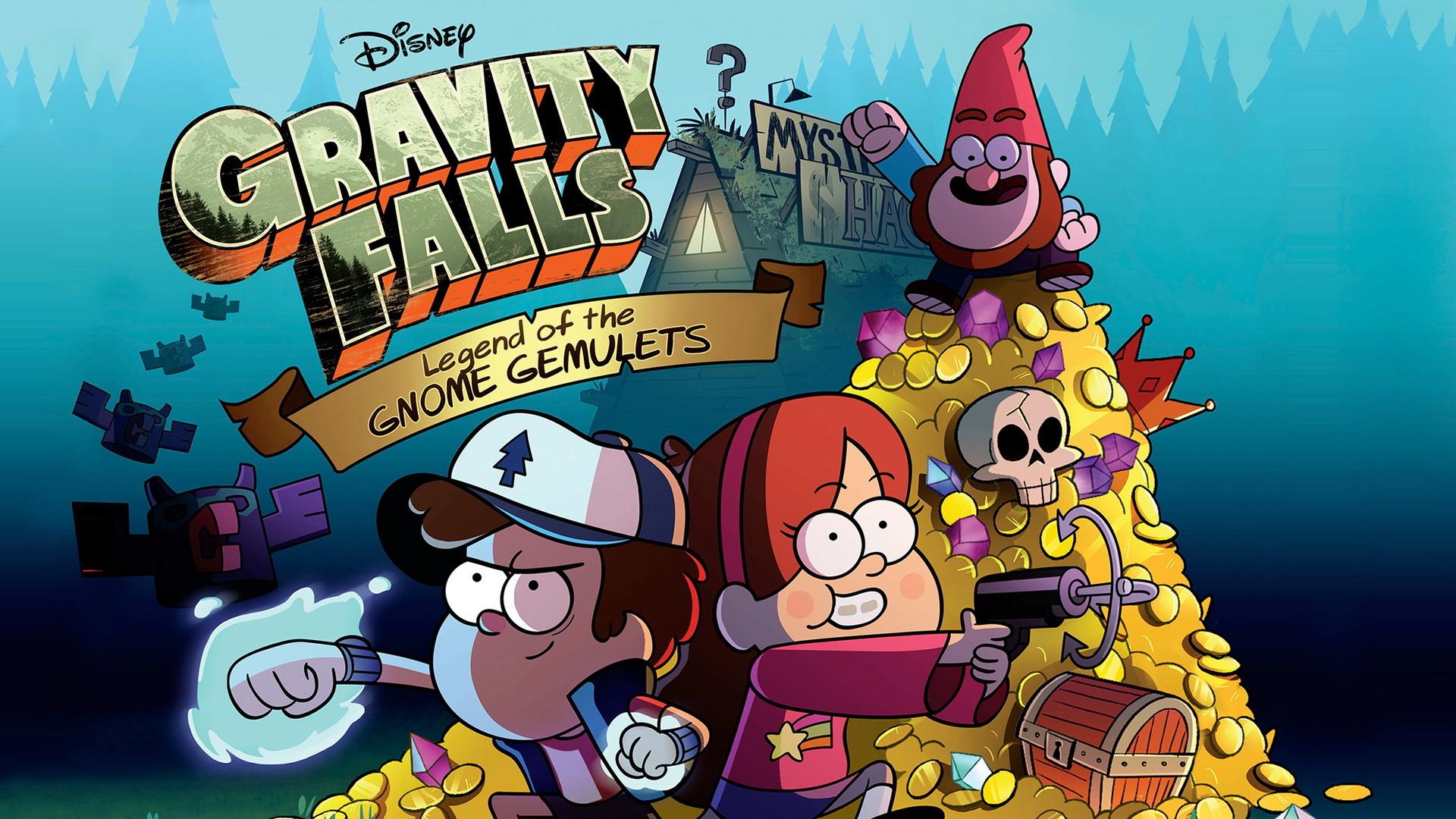 Gravity Falls – Legend of Gnome Gemulets
