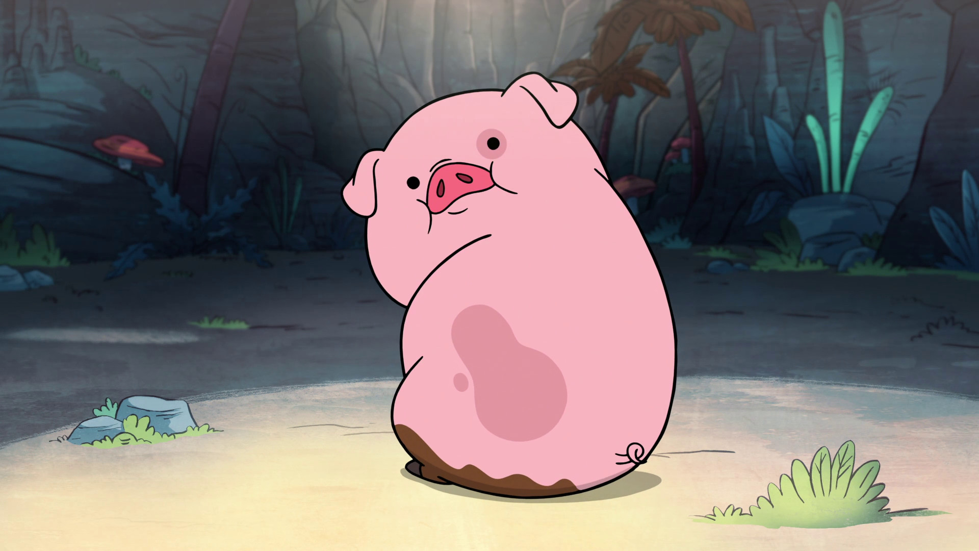 Image – S1e18 Cute Waddles.png   Gravity Falls Wiki   FANDOM powered by  Wikia