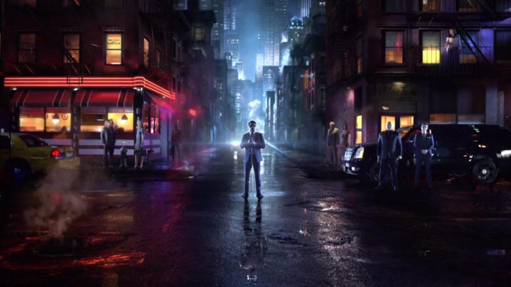Netflix Daredevil HD Wallpaper. Daredevil_Netflix_Movie-High-Definition- Wallpapers-1080p