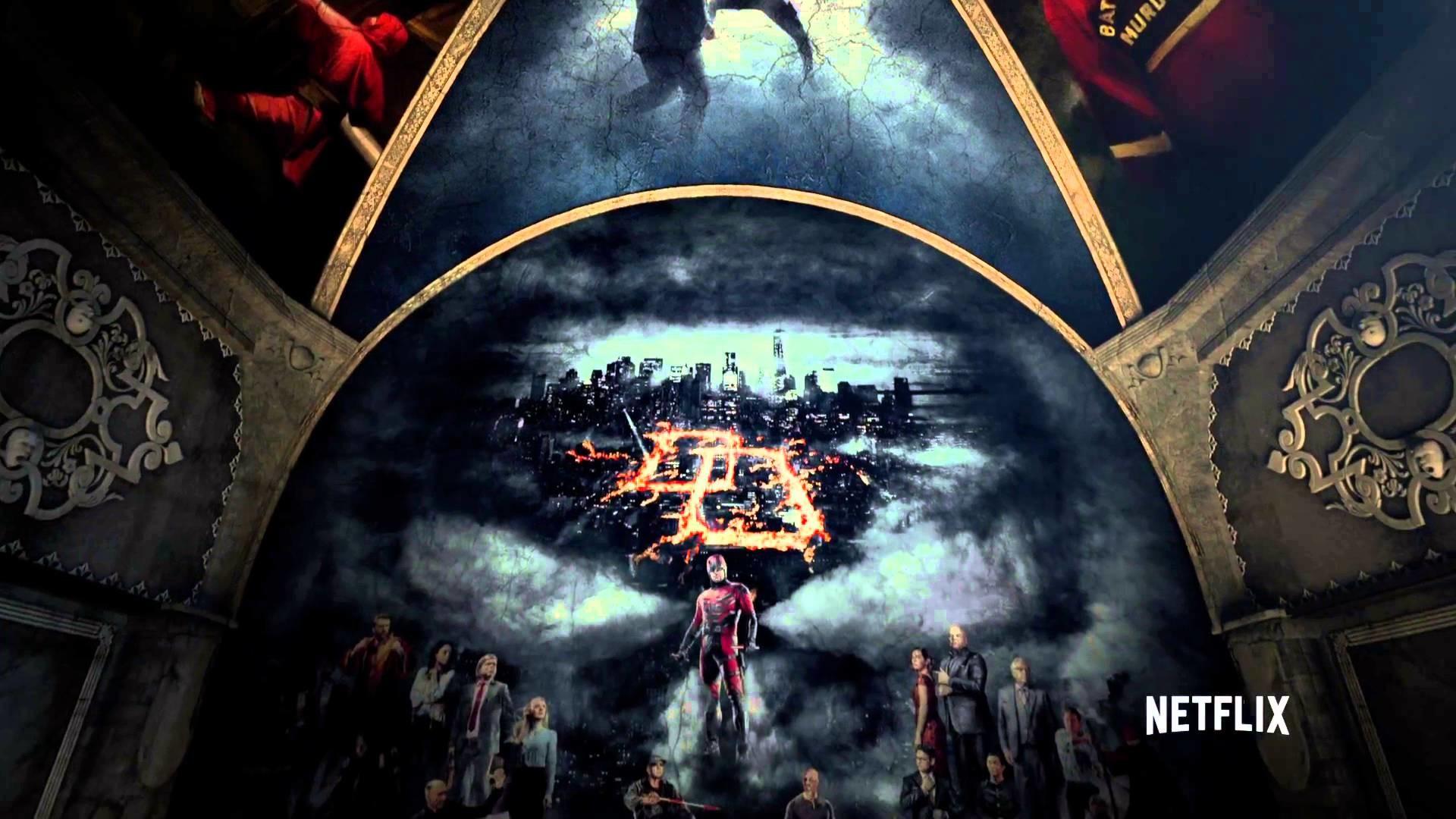 Marvel's DAREDEVIL Season 2 – Official Teaser Trailer #1 (2016) Netflix  Series HD – YouTube
