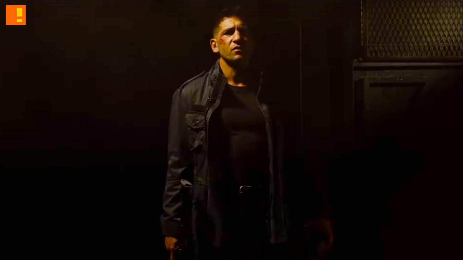 the punisher. daredevil. season 2. marvel. netflix. the action pixel.