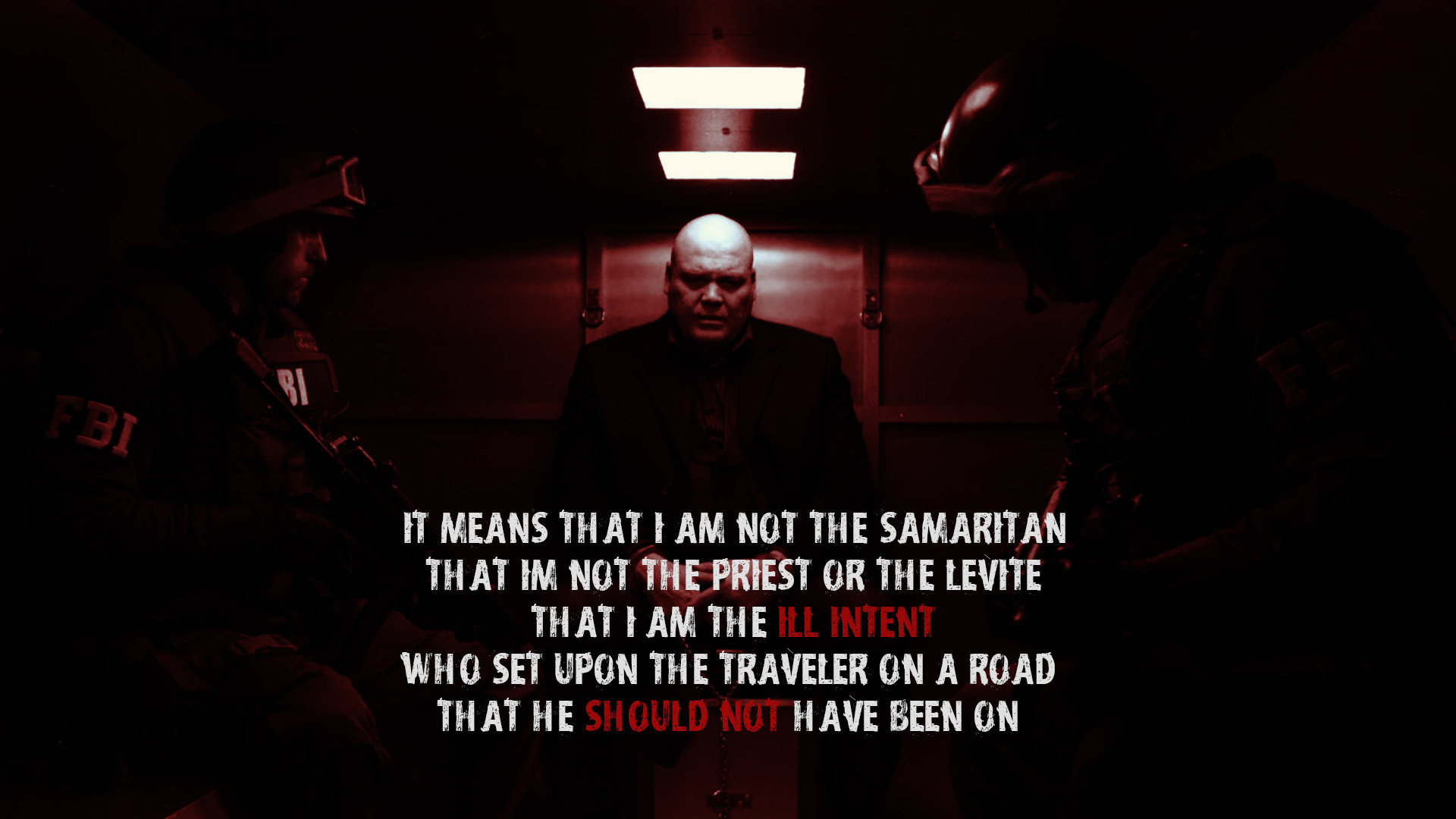 For those who liked the Netflix Daredevil.