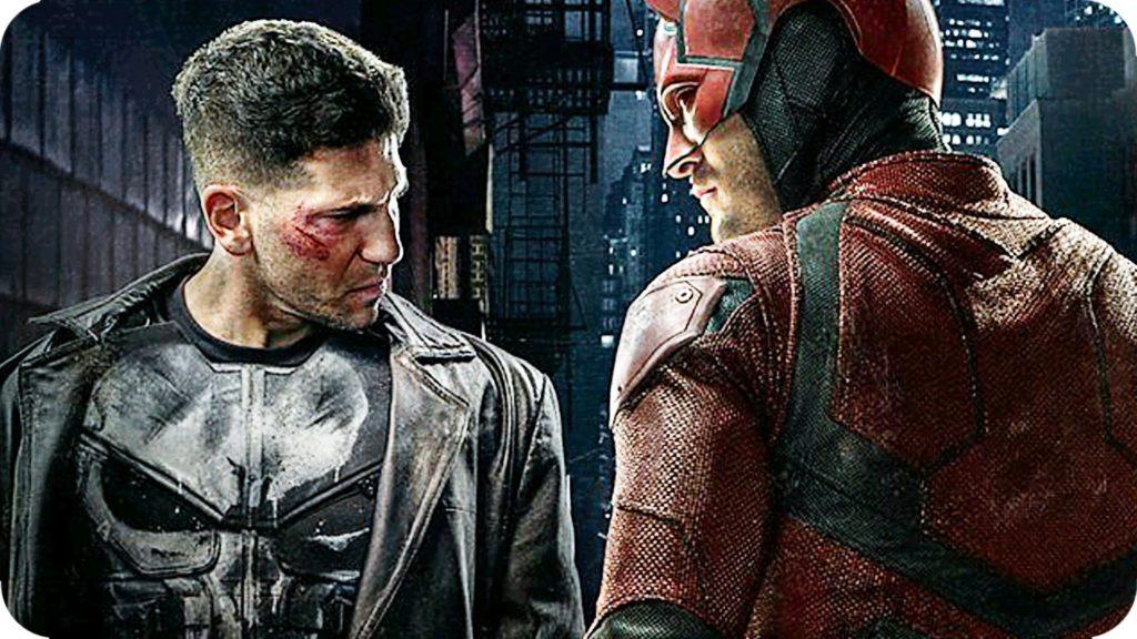 MARVELS DAREDEVIL Season 2 Punisher Featurette (2016) Netflix Series –  YouTube