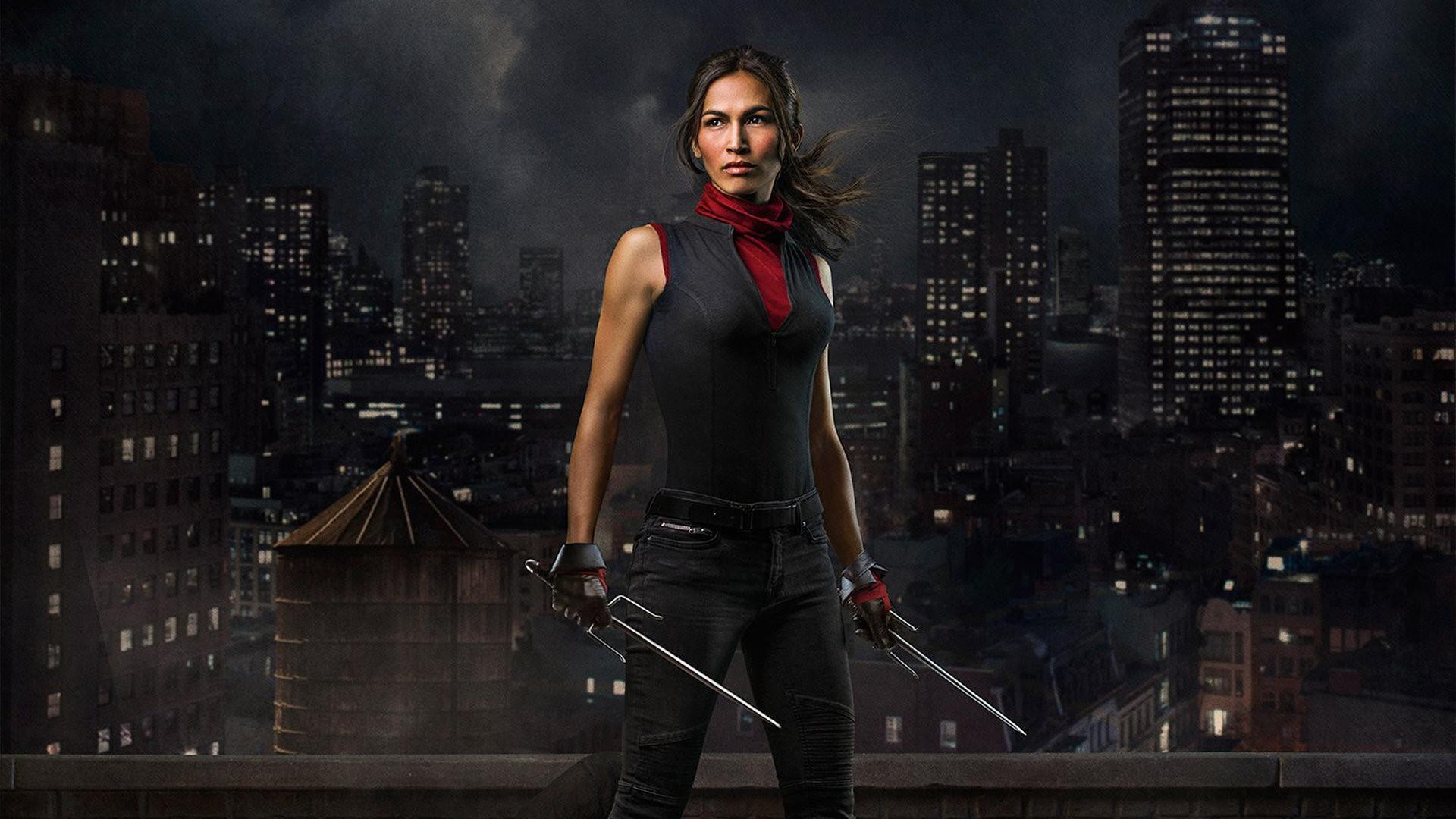 TV Show – Daredevil Elektra Elektra Natchios Elodie Yung Wallpaper