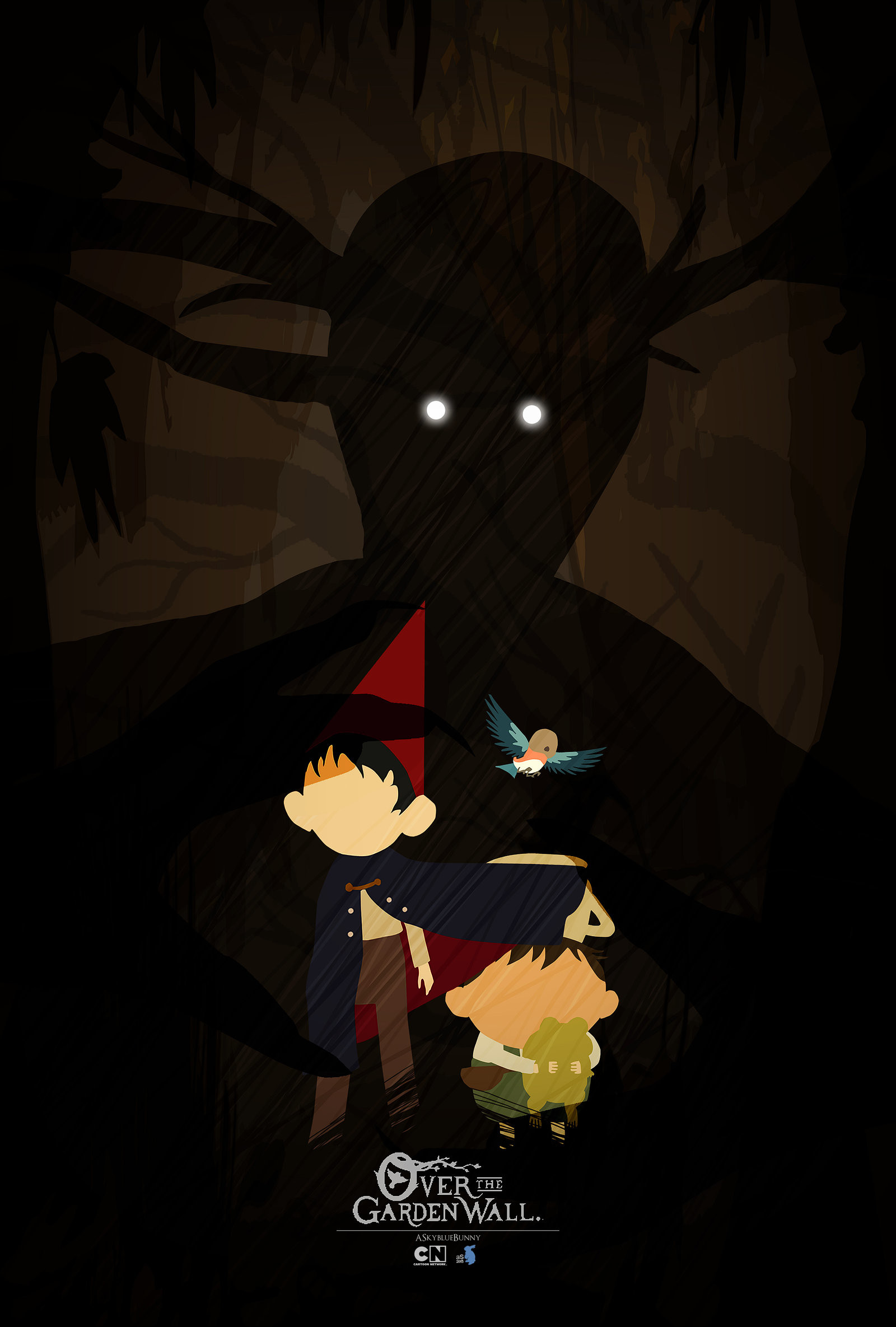 Over the Garden Wall by ASkyblueBunny Over the Garden Wall by ASkyblueBunny