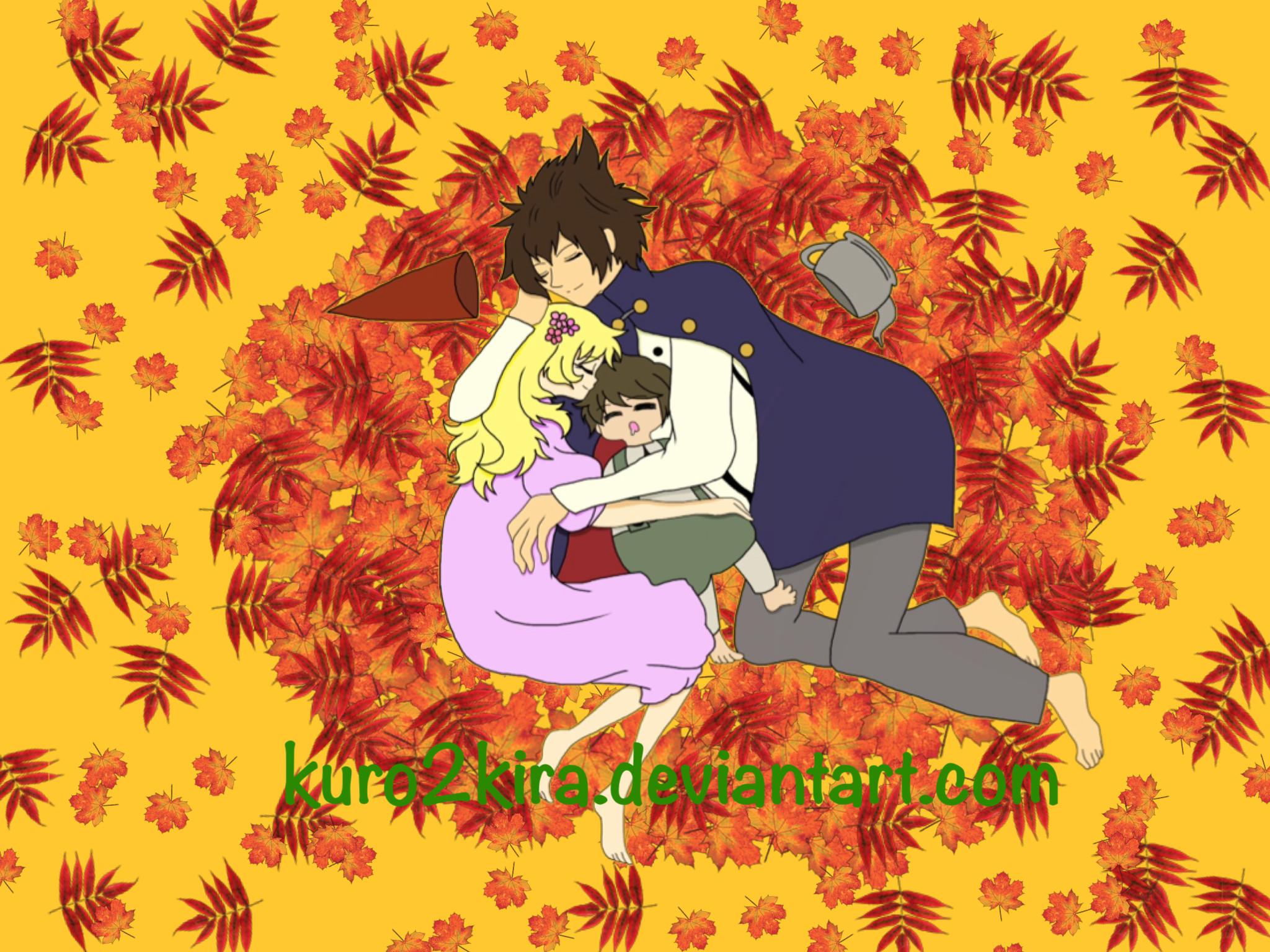 … Over the Garden Wall: Autumn Nap by Kuro2Kira