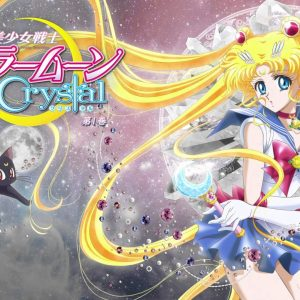Sailor Moon Crystal HD