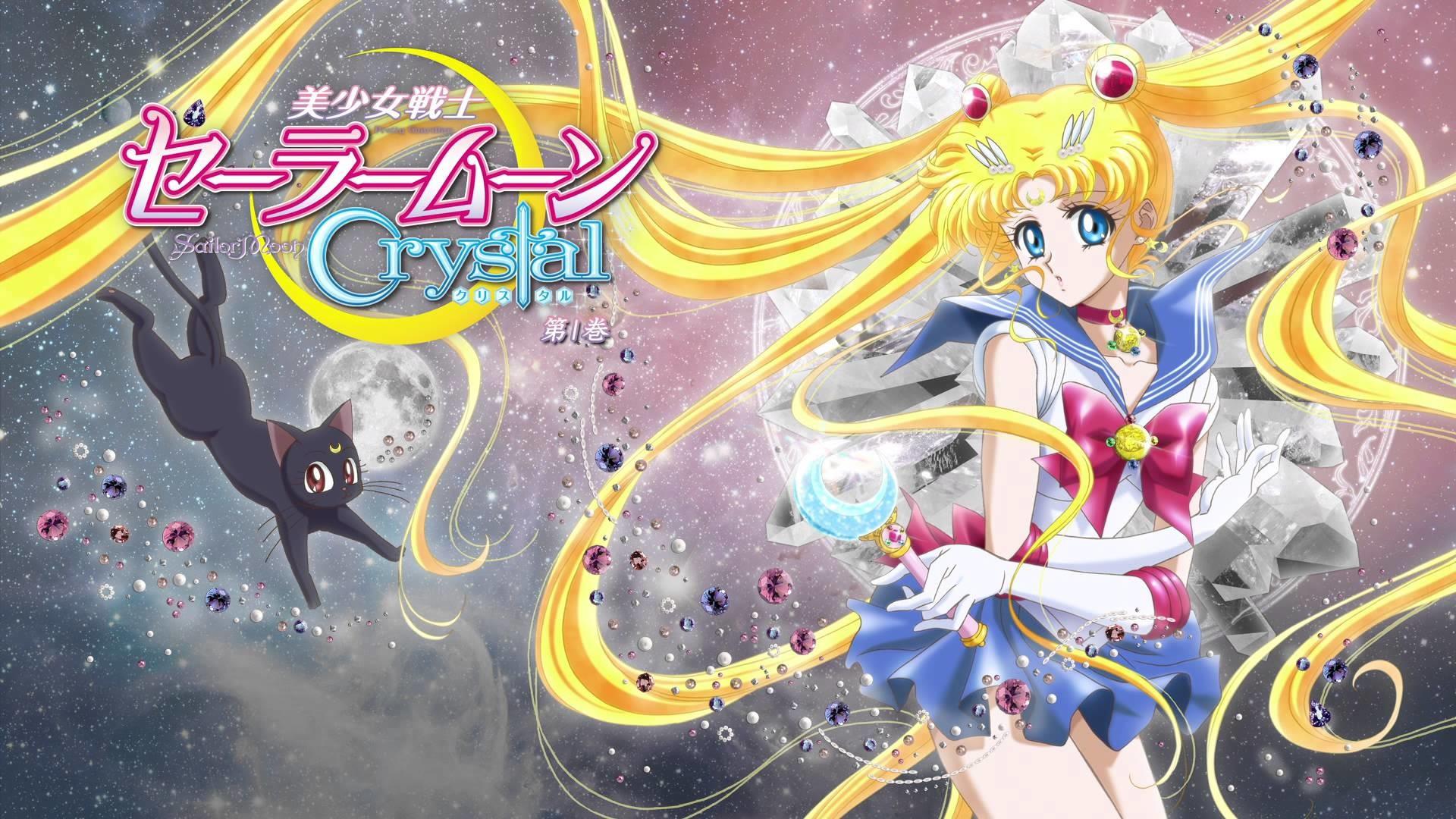 """<b>Sailor Moon Crystal</b> Recap, Act 9: """""""