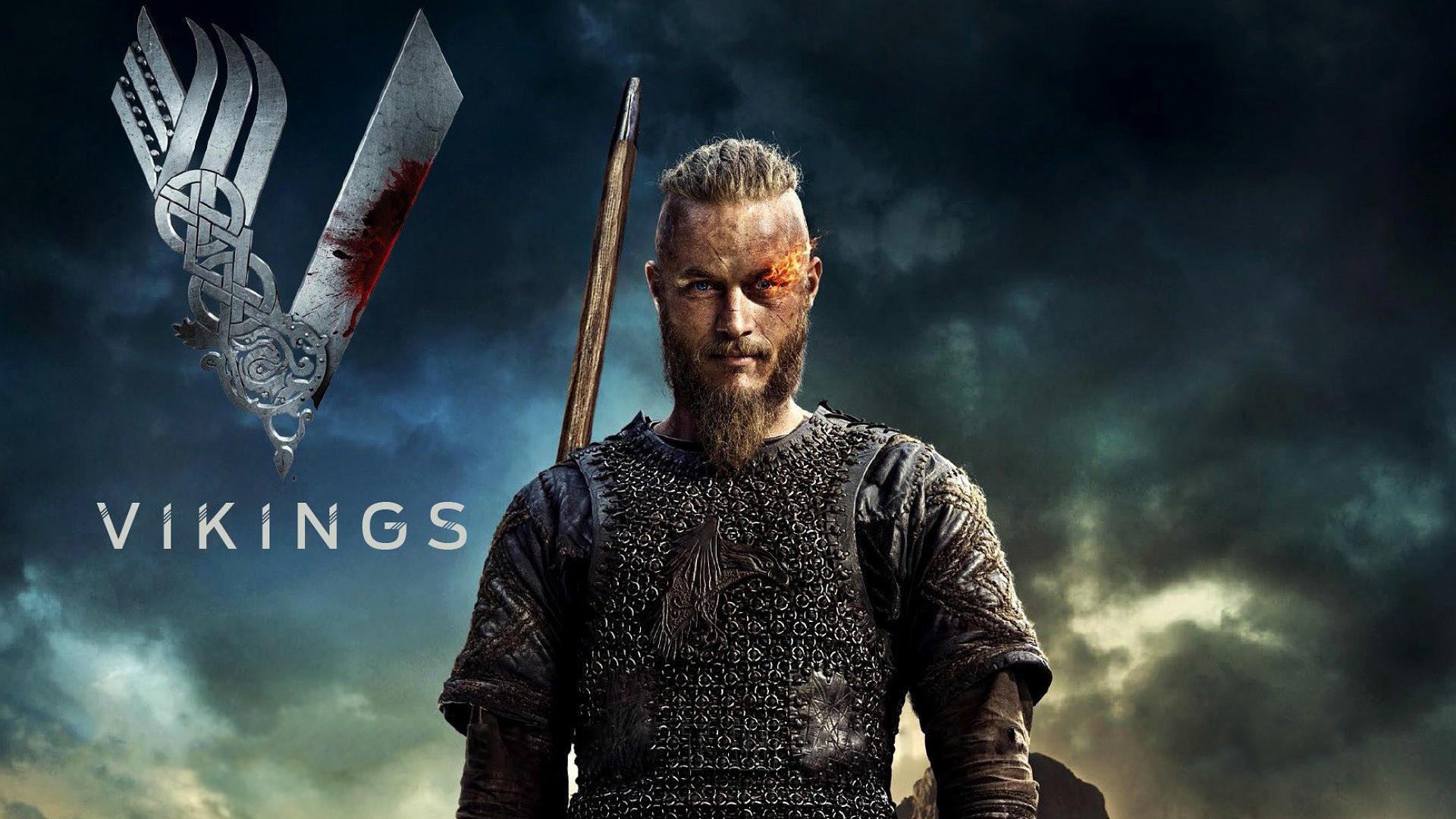 Vikings TV Show Wallpaper