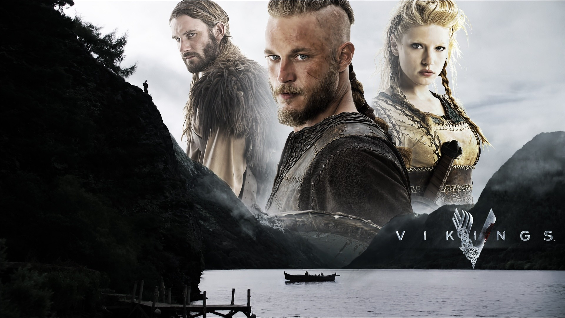 History channel · Vikings Wallpapers …