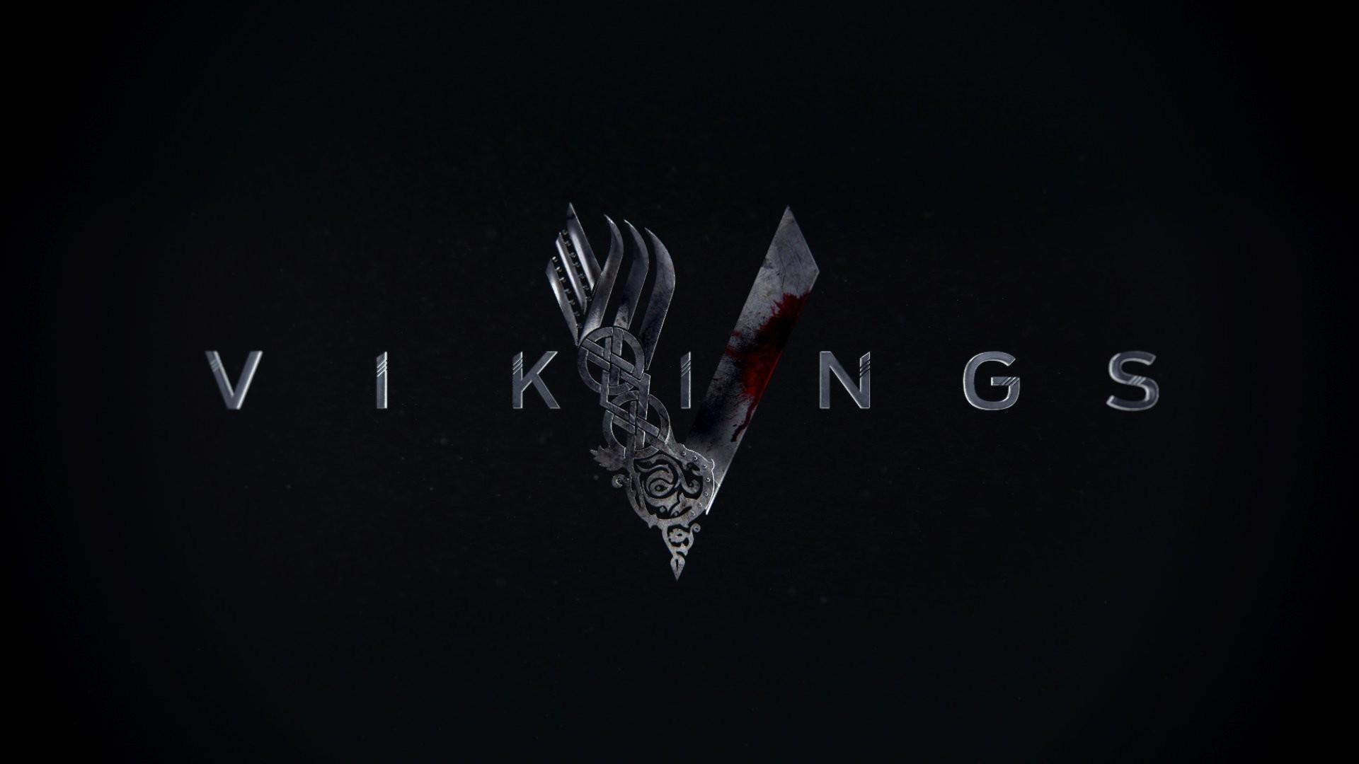 VIKINGS action drama history fantasy adventure series .