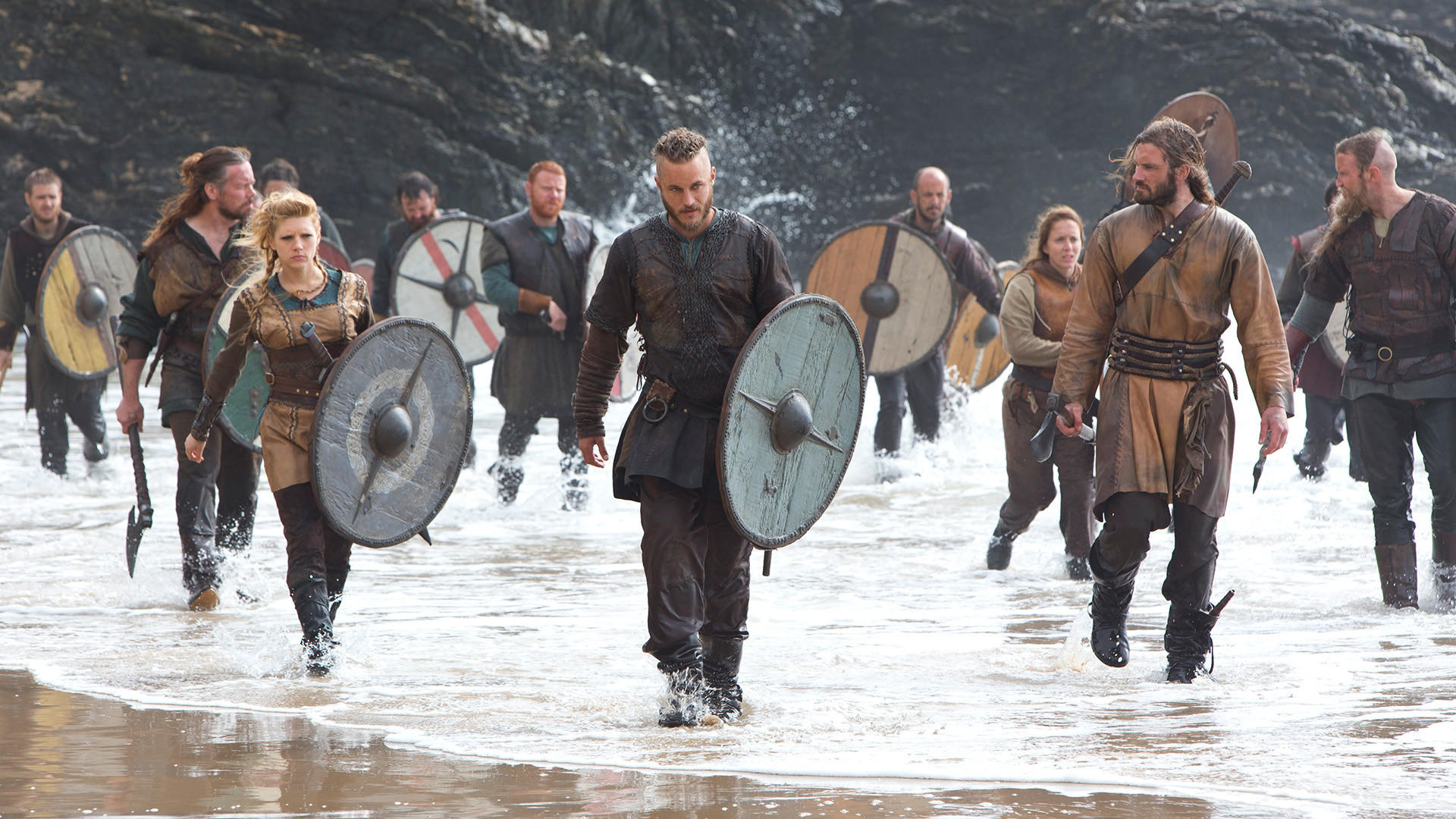 Vikings 2017 return premiere release date & schedule & air dates of your  favorite tv shows.