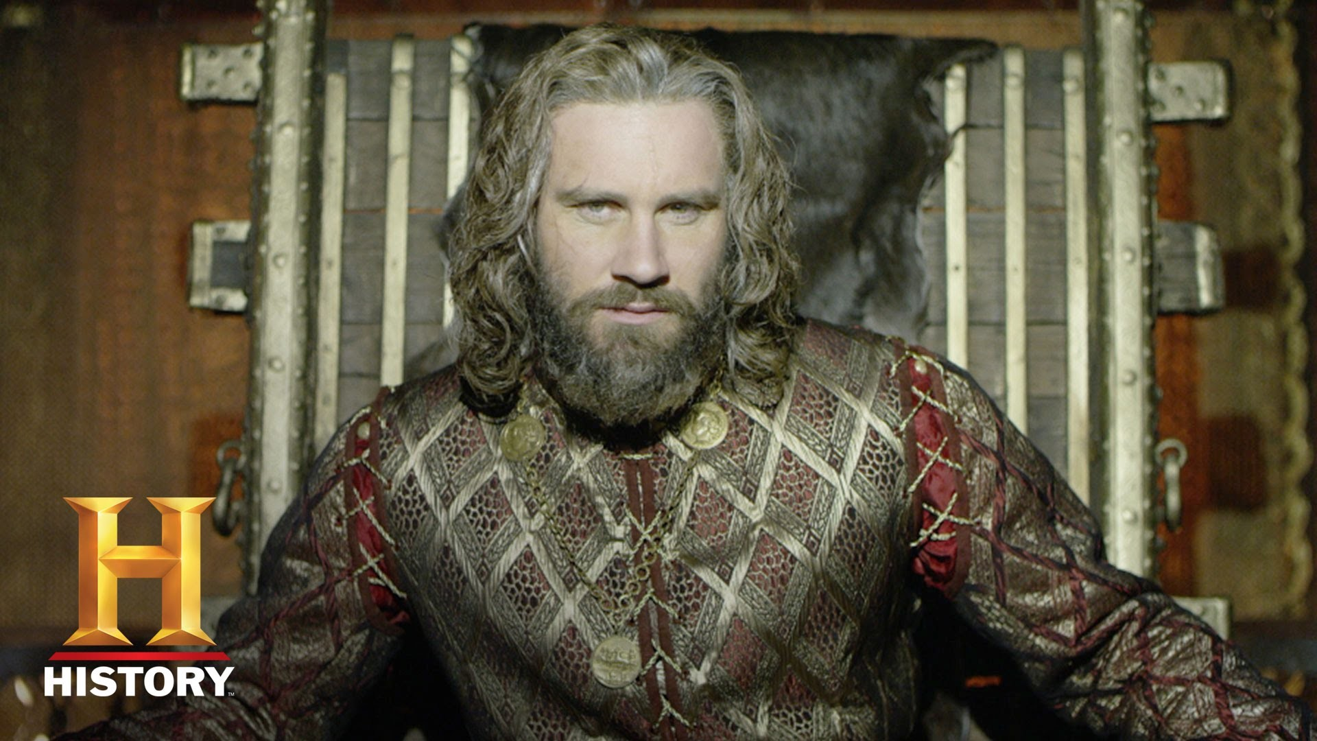 Vikings: Season 4 Character Catch-Up – Rollo (Clive Standen)   History –  YouTube