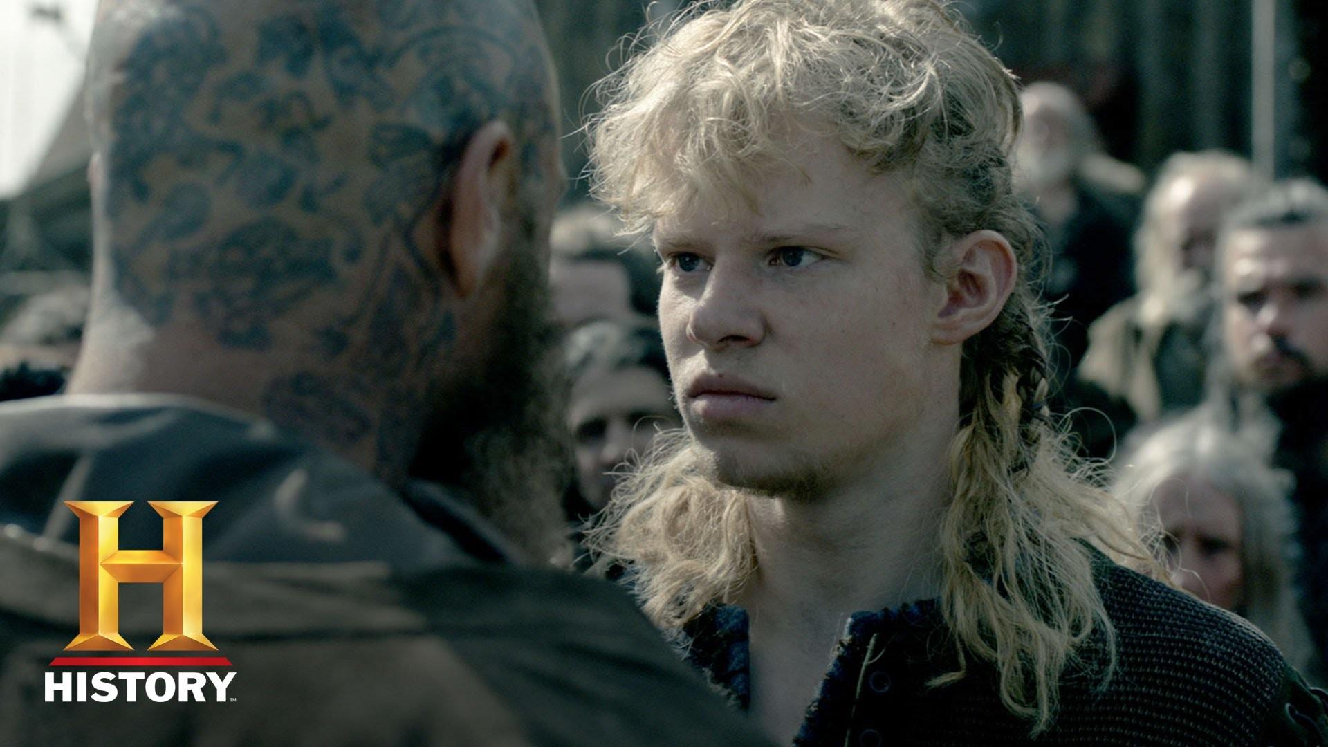Vikings: Season 4 Character Catch-Up – Sigurd (David Lindstrom)   History –  YouTube