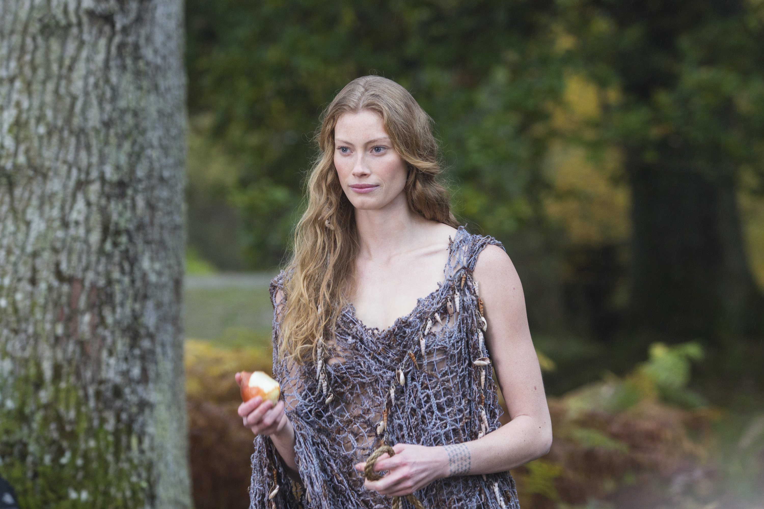 From the History channel tv series Vikings Princess Aslaug