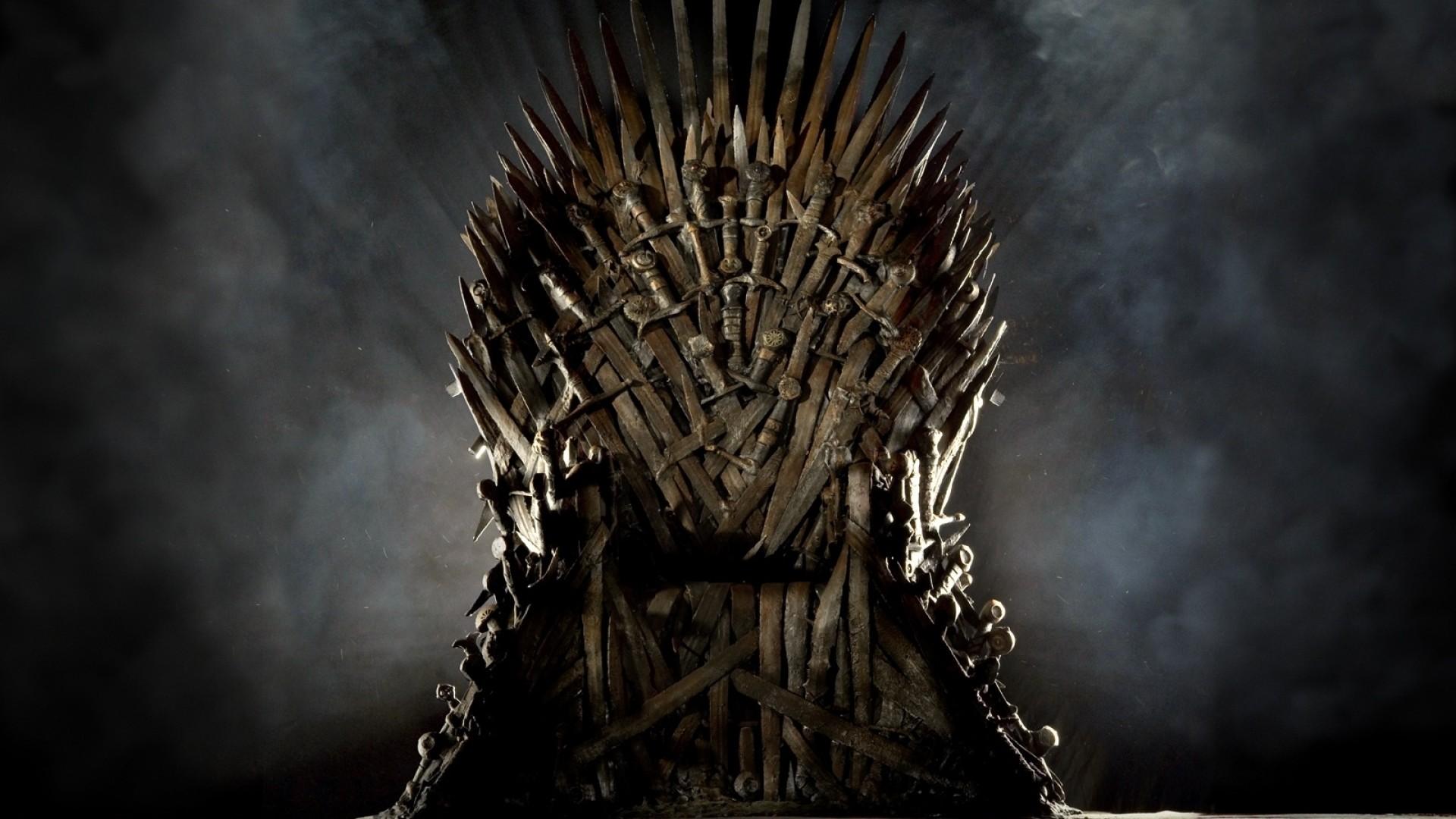 Wallpaper game of thrones, series, throne, power, sword