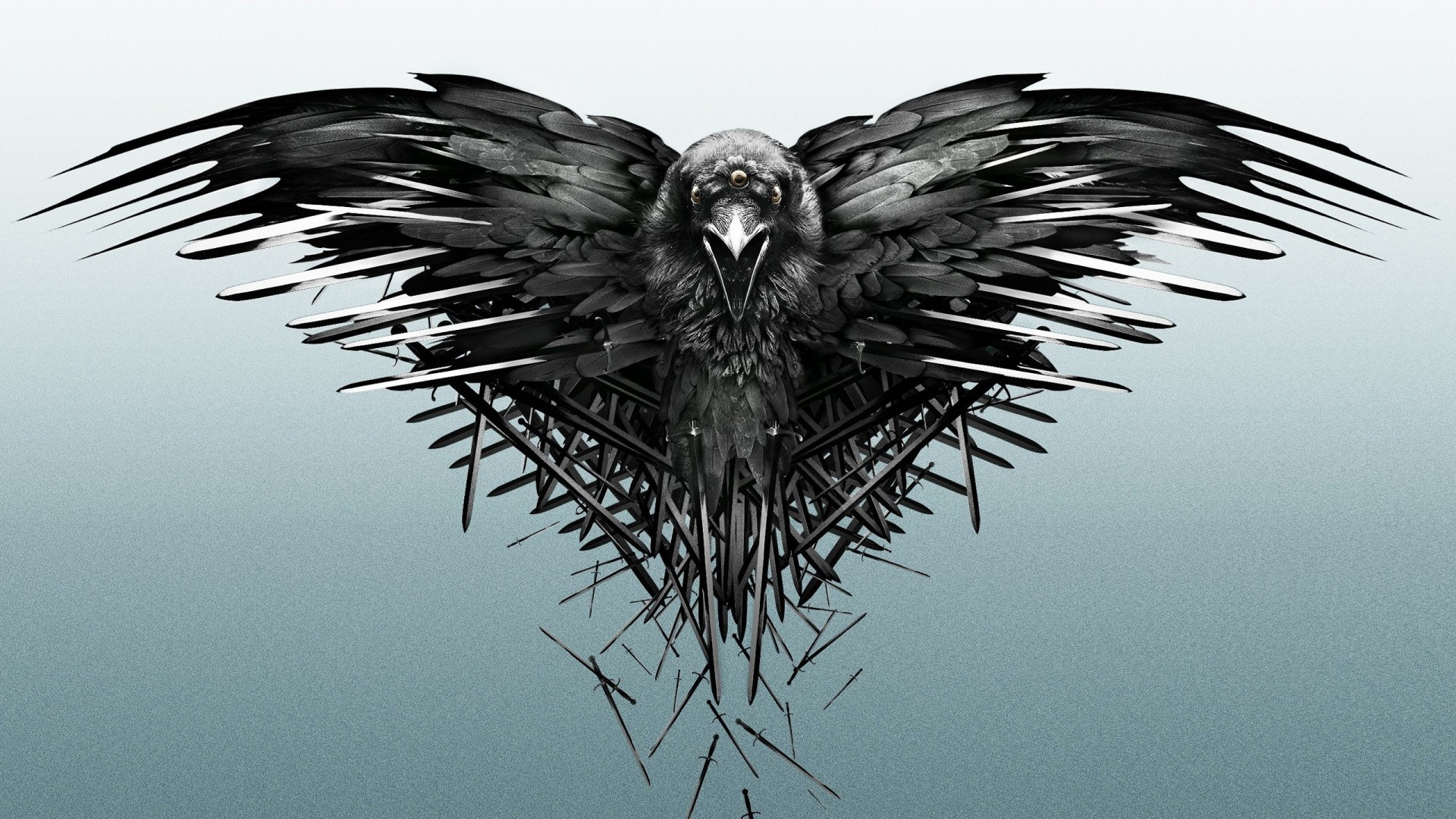 Wallpaper game of thrones, game, raven