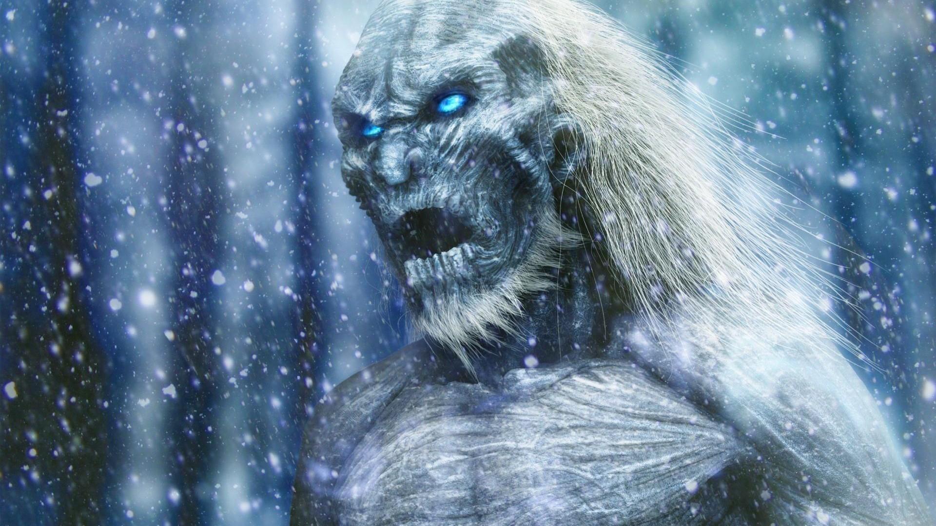 Game of Thrones White Walkers Wallpaper HD Wallpaper …